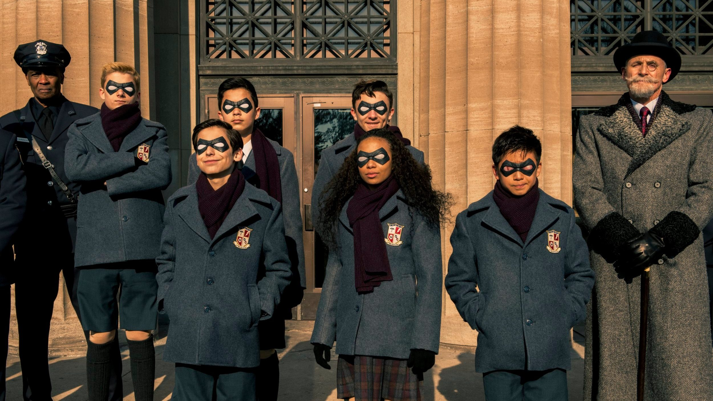 The Umbrella Academy season 2 spoilers release date