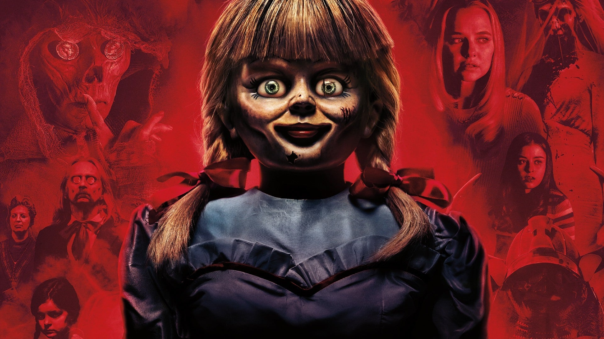 Annabelle Comes Home Watch Online