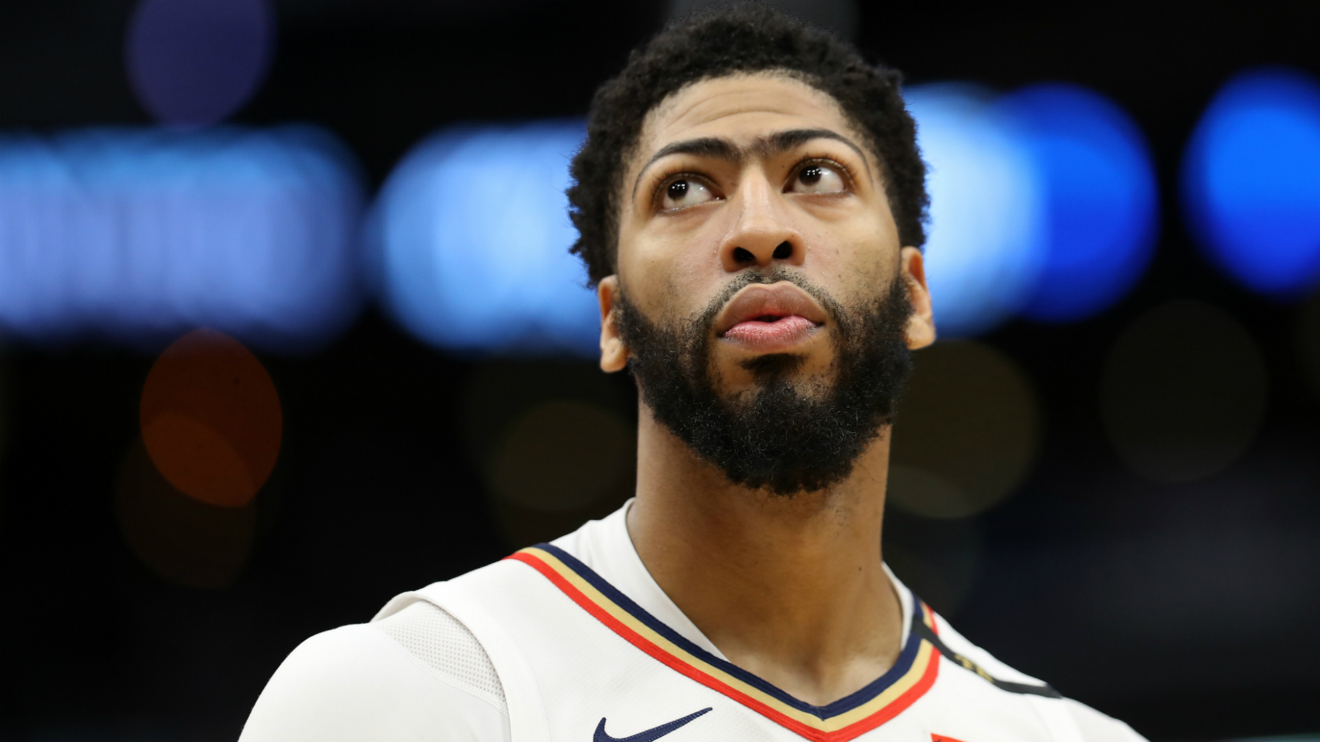 Anthony Davis Lakers trade deal AD NBA