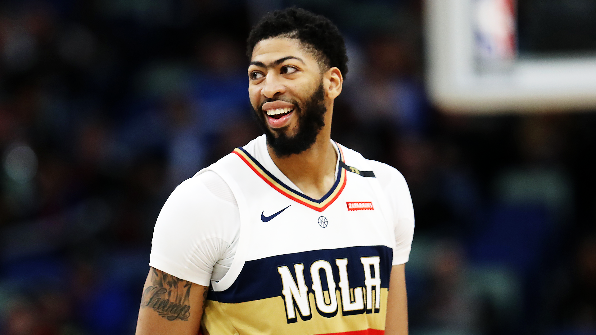 Anthony Davis Trade Deal NBA Chicago Bulls