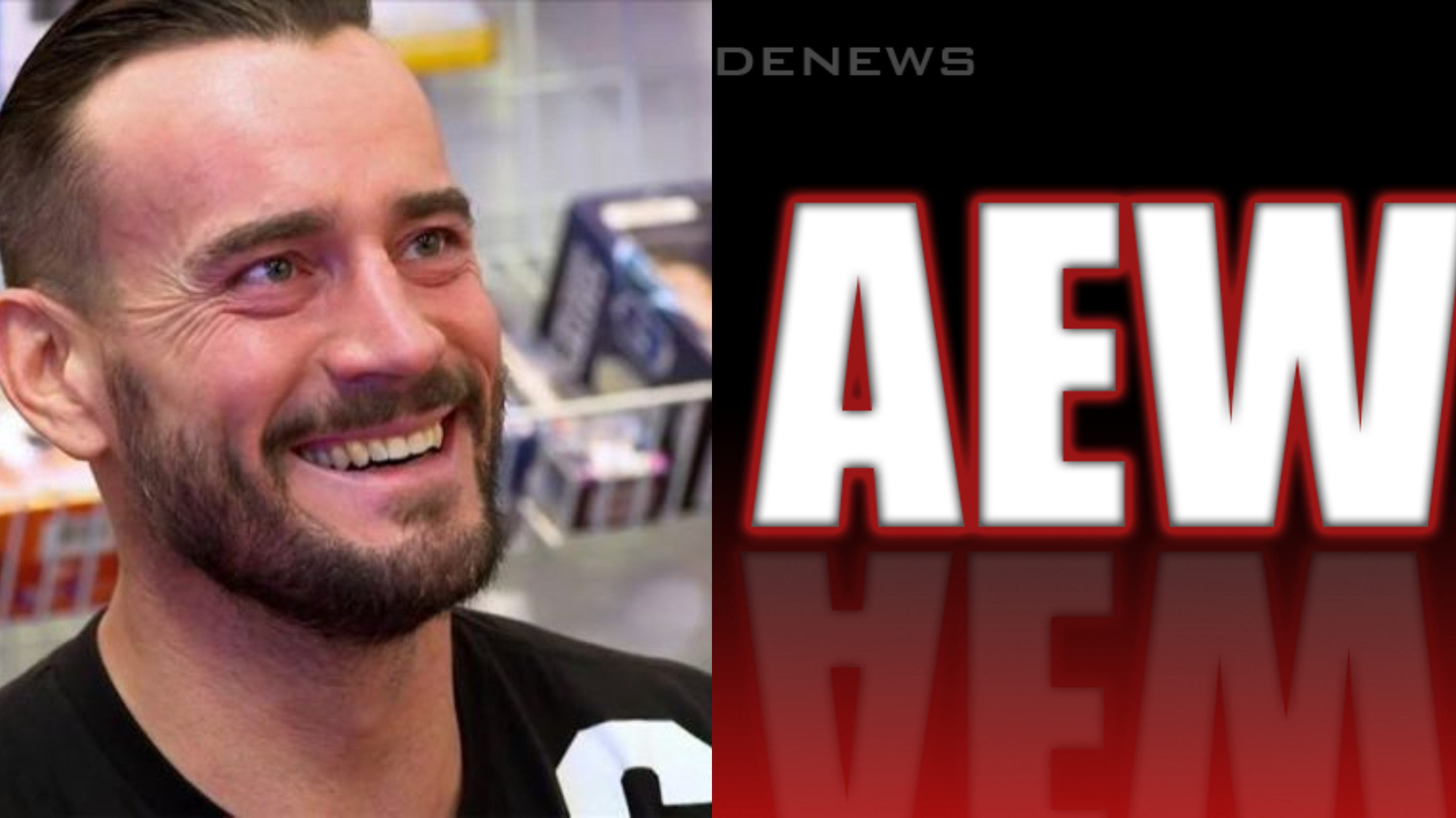 CM Punk AEW Join