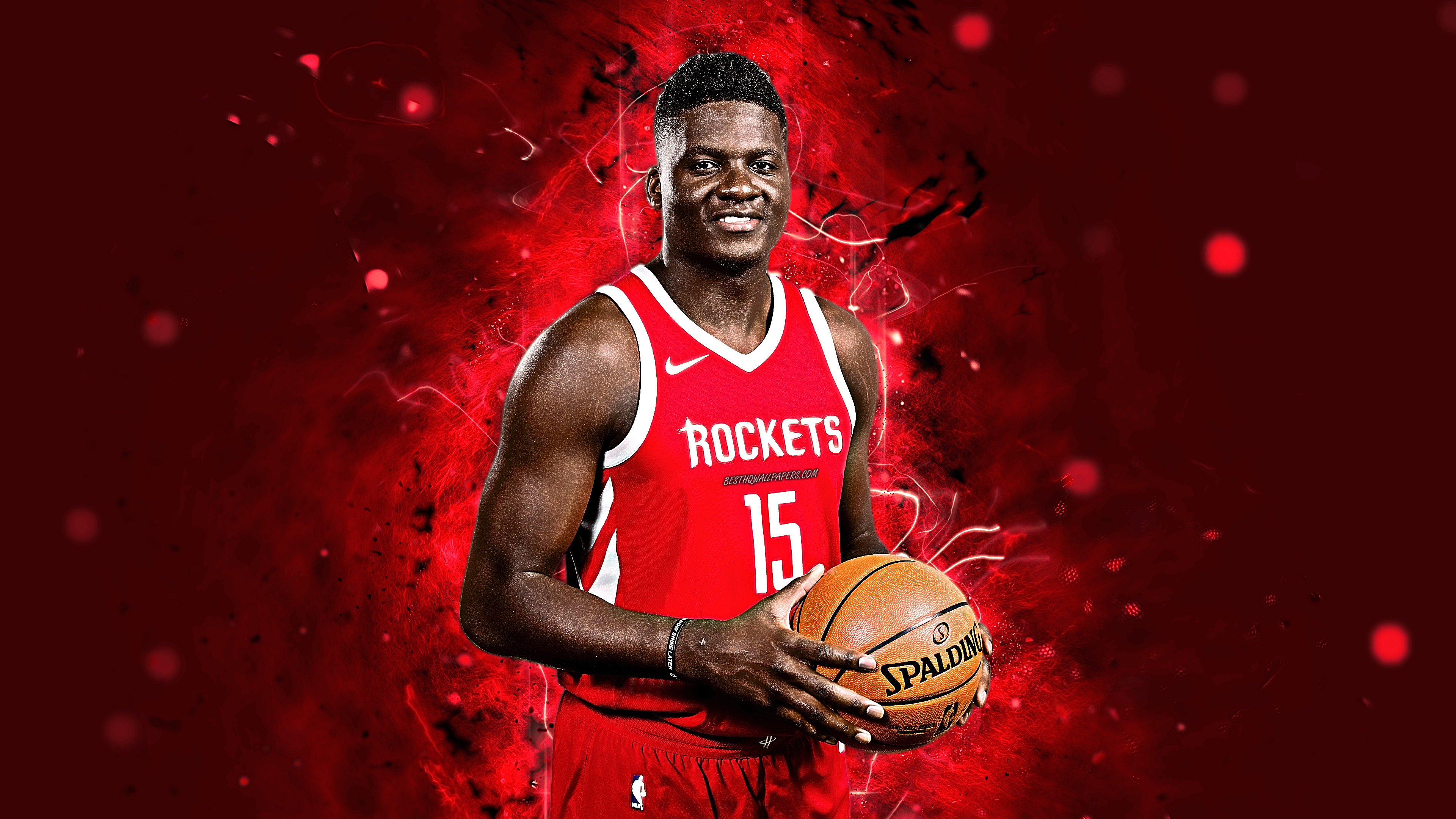 Clint Capela to play with Russel Westbrook after new Rockets deal
