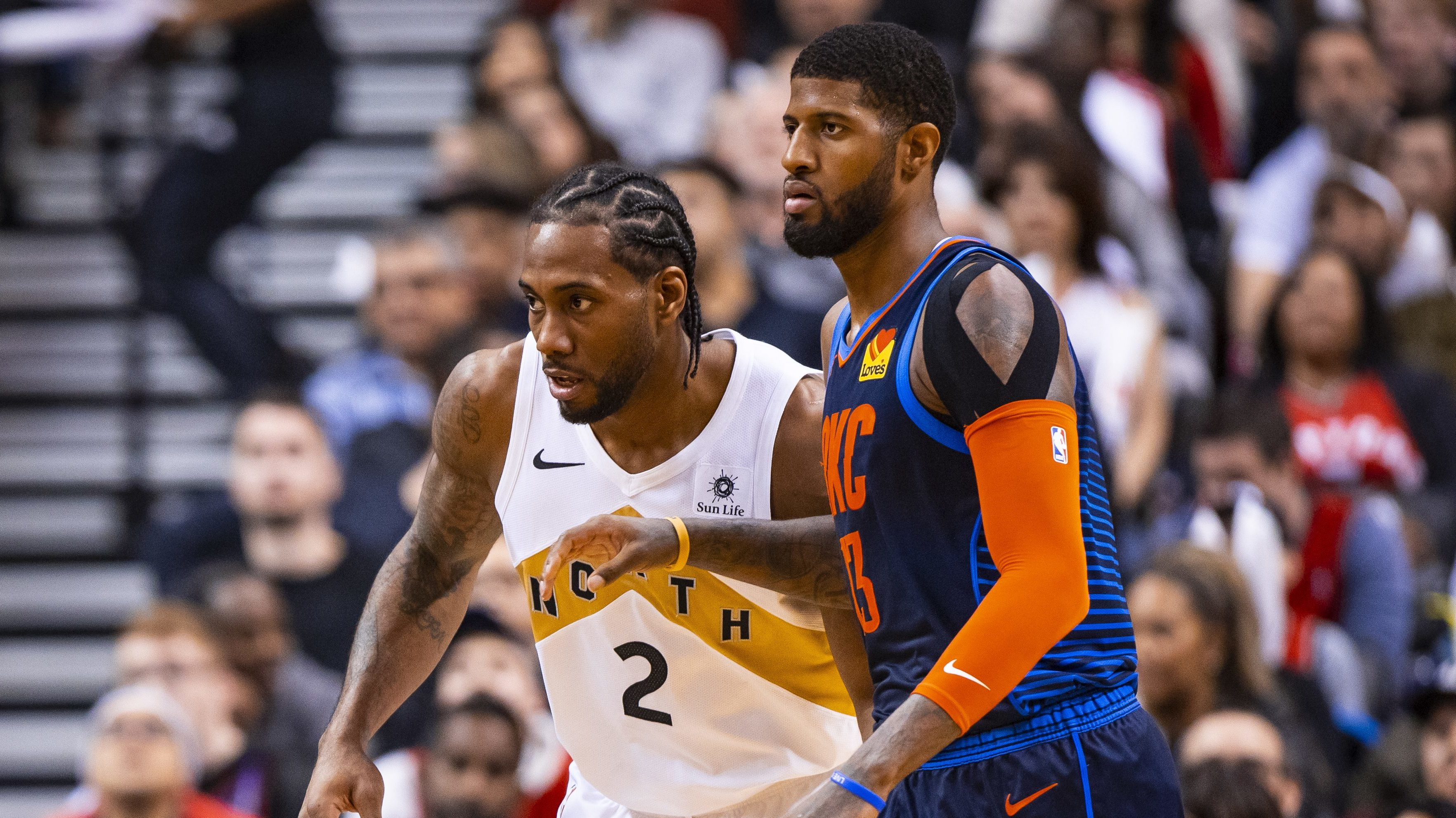 NBA 2020 Draft Los Angeles Clippers Kawhi Leonard Paul George Patrick Beverly