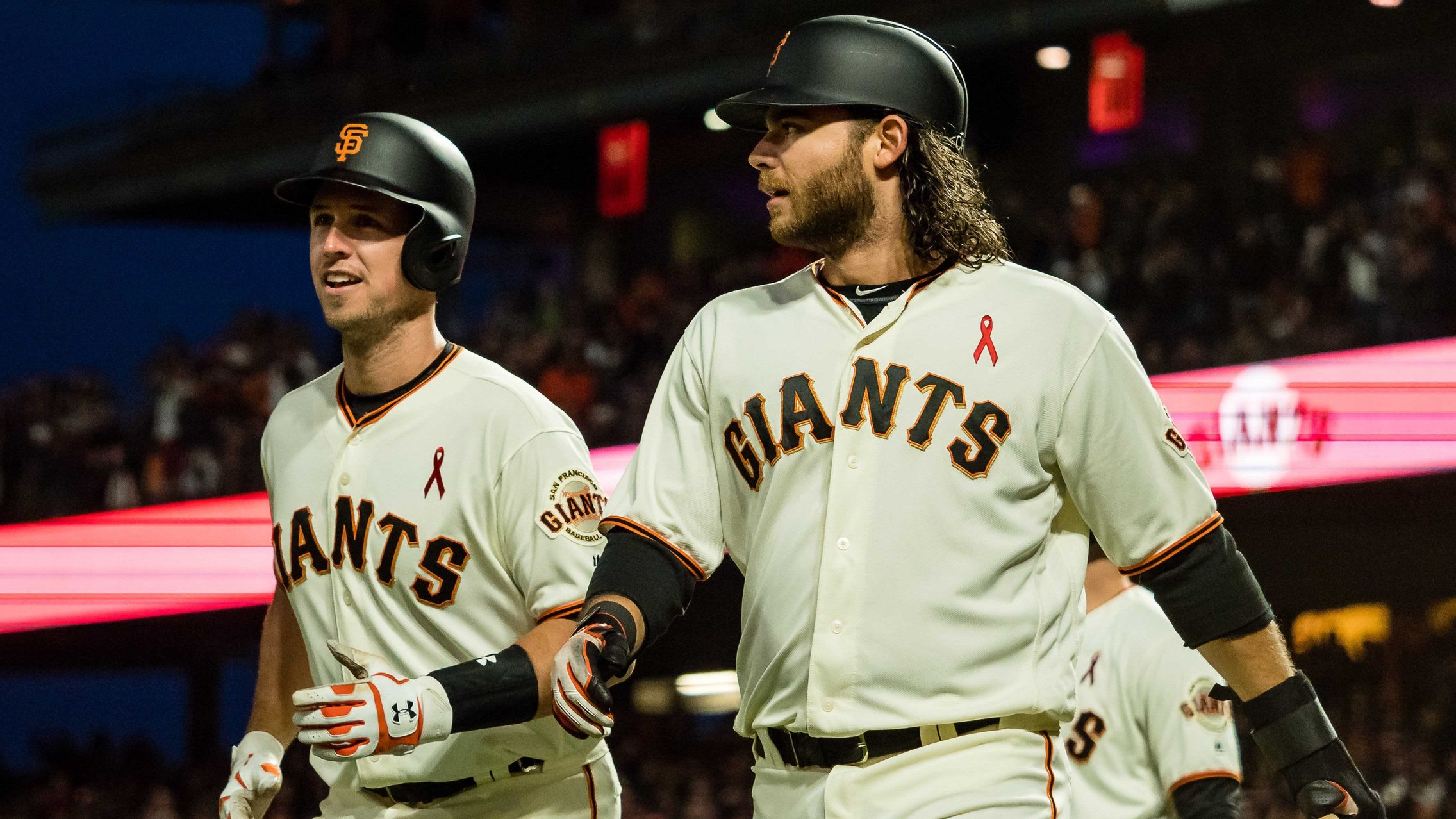 MLB trade deal San Francisco Giants Bumgarner Smith Watson Dyson