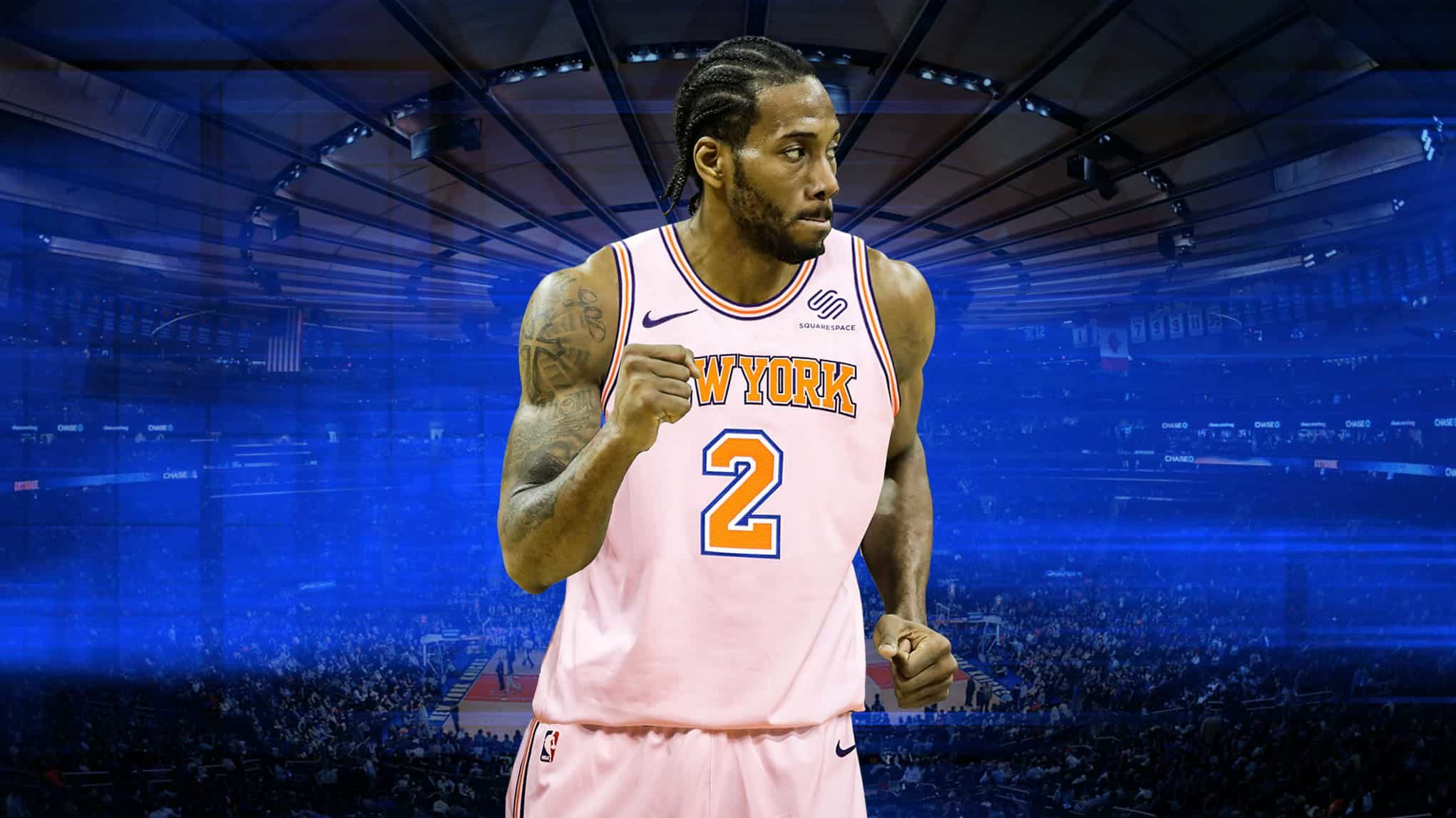 NBA Trade News Kawhi Leonard Knicks deal free agency 2019