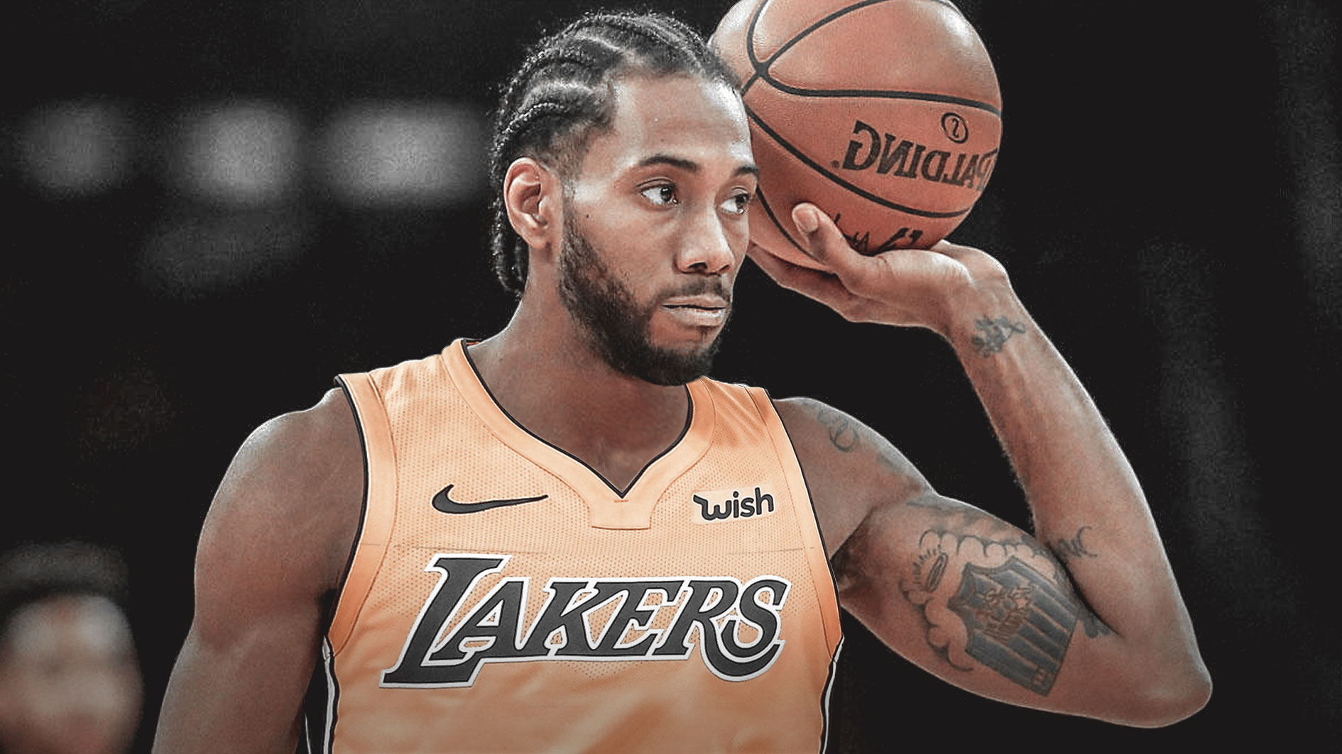 NBA Kawhi Leonard LA Lakers trade deal