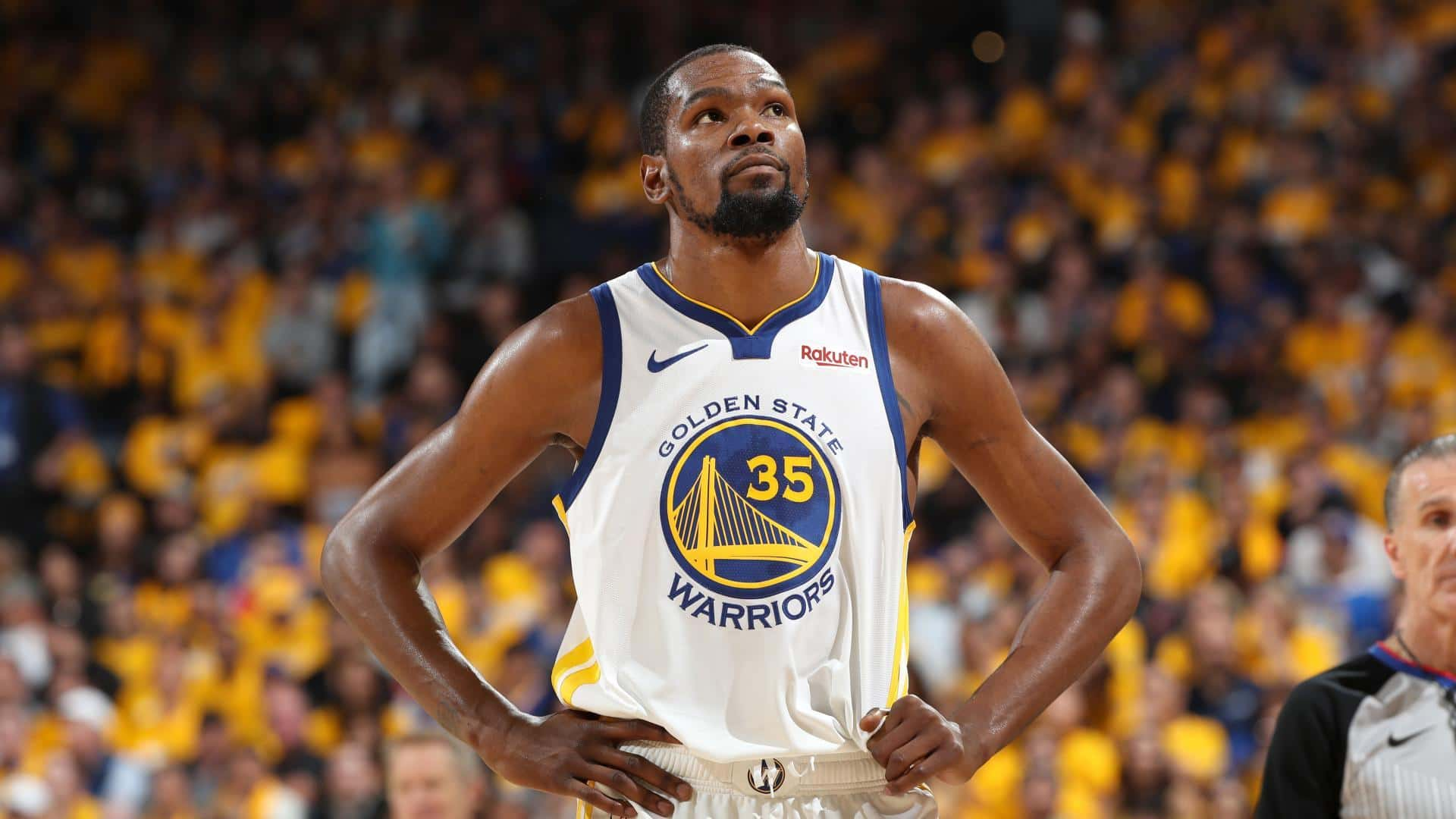 NBA trade news Kevin Durant Warriors Nets review