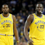 NBA Kevin Durant Golden State Warriors Trade Deal Rumors