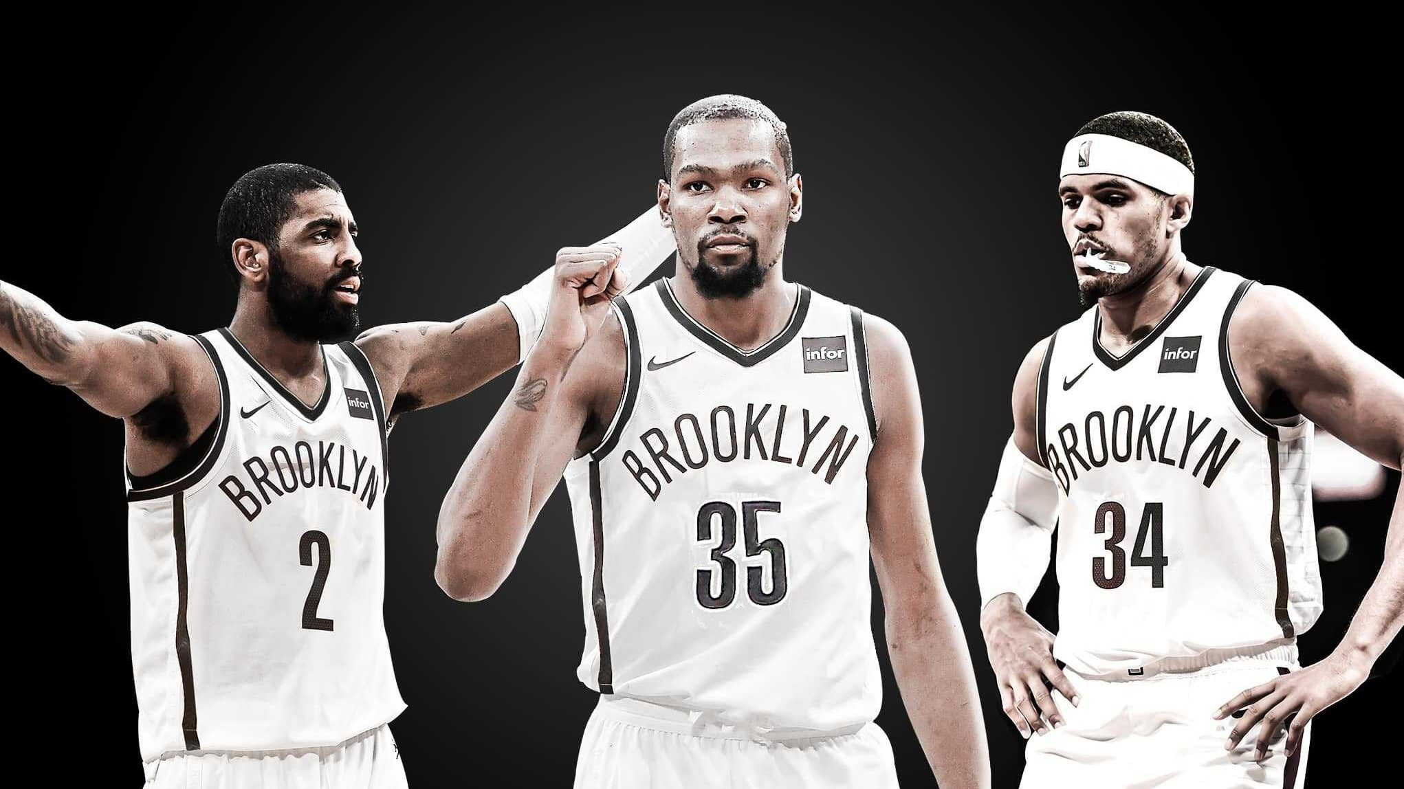 NBA Brooklyn Nets Kevin Durant Kyrie Irving trade deal free agency 2019