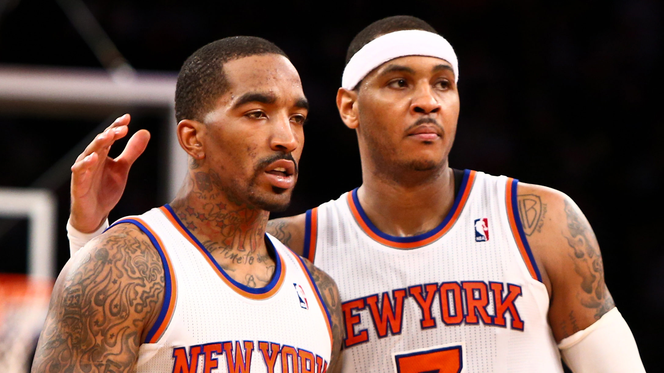 NBA Rumors trade deals free agency Carmelo Anthony Dwight Howard Shaun Livingston JR Smith