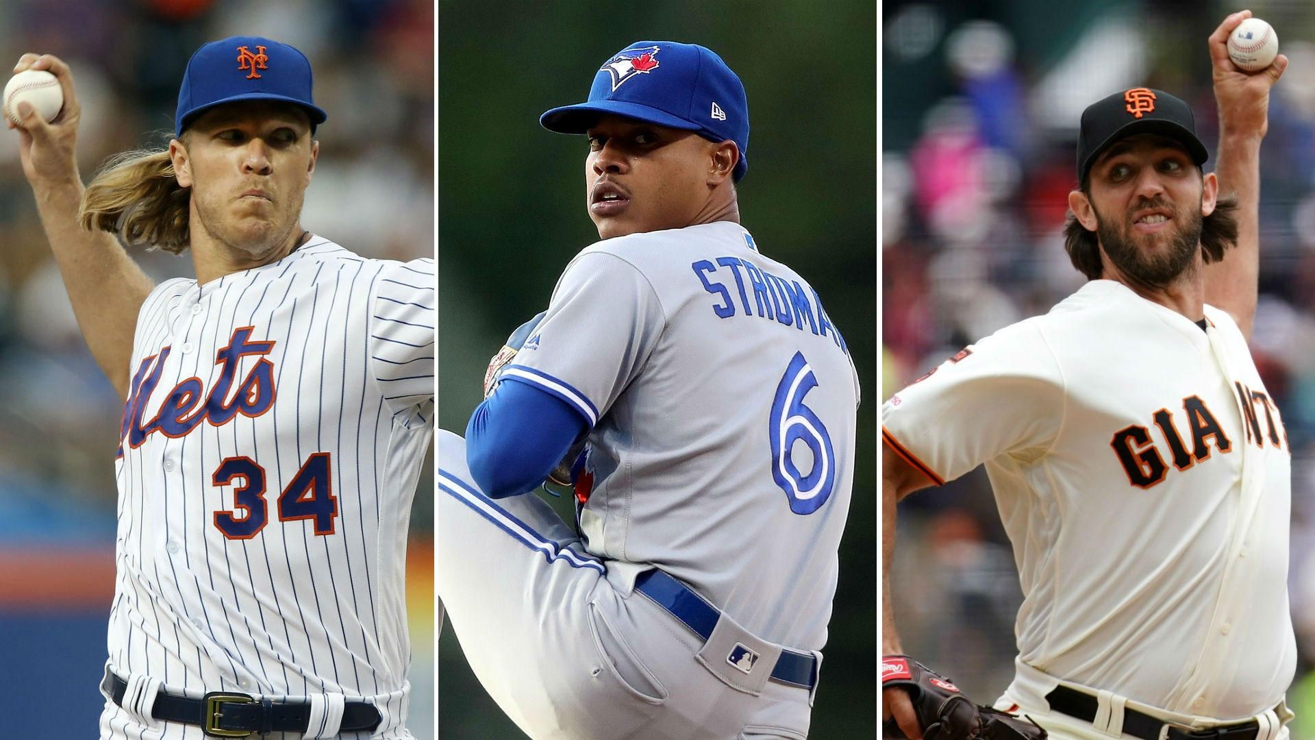 MLB trade rumours free agency deal Mike Minor Marcus Stroman Trevor Bauer Madison Bumgarer Matthew Boyd