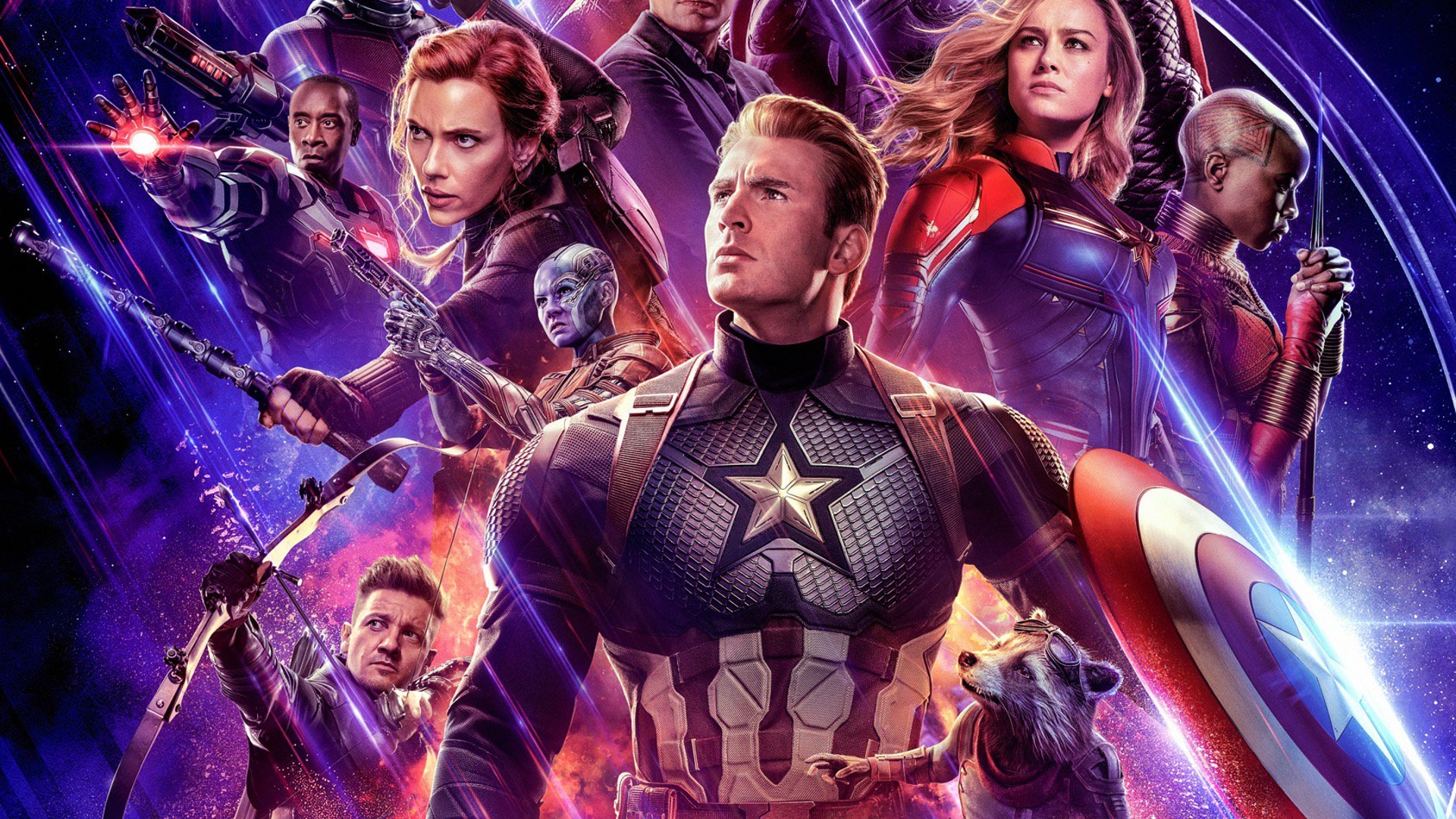 "Marvel has announced a tour ""We Love You 3000"" for Endgame's Blu-Ray release"