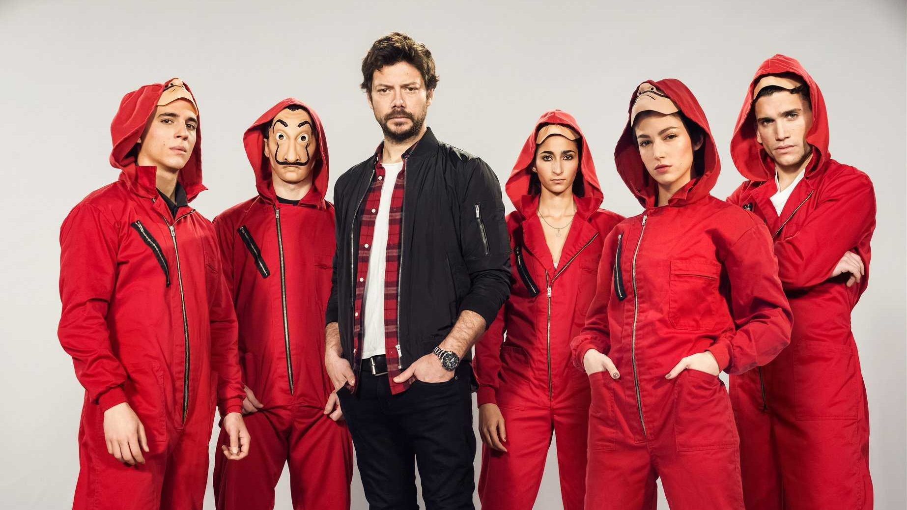 Money Heist is back with another season, now with a bigger heist