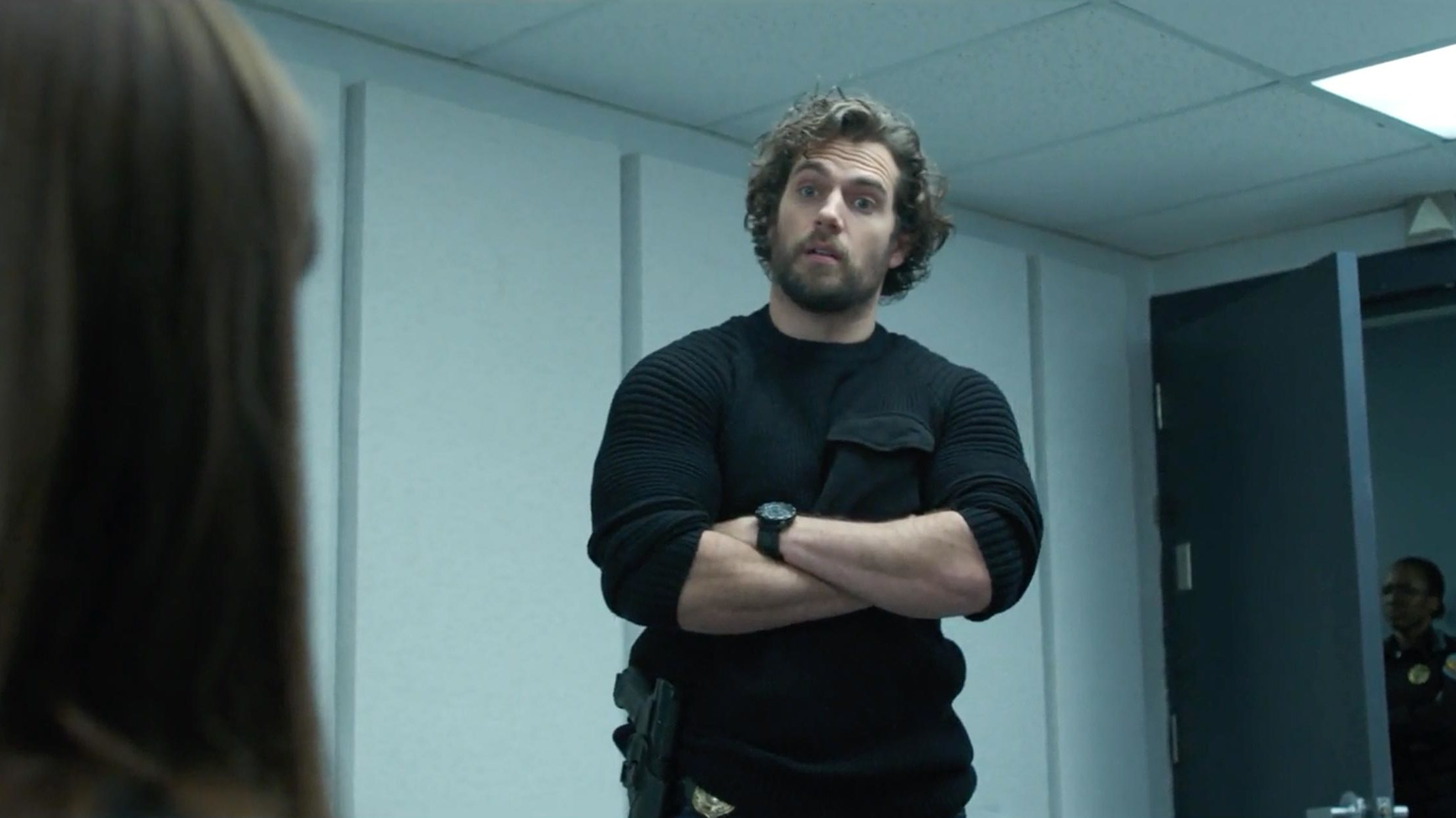 Night Hunter: Trailer out now, starring Alexandria Daddario and Henry Cavill