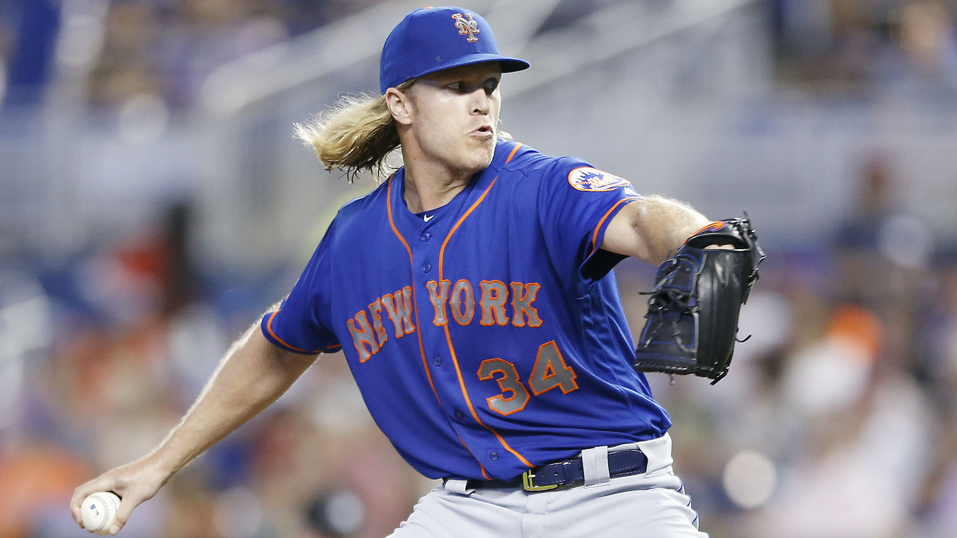 Noah Syndergaard Minnesota Twins MLB trade deal