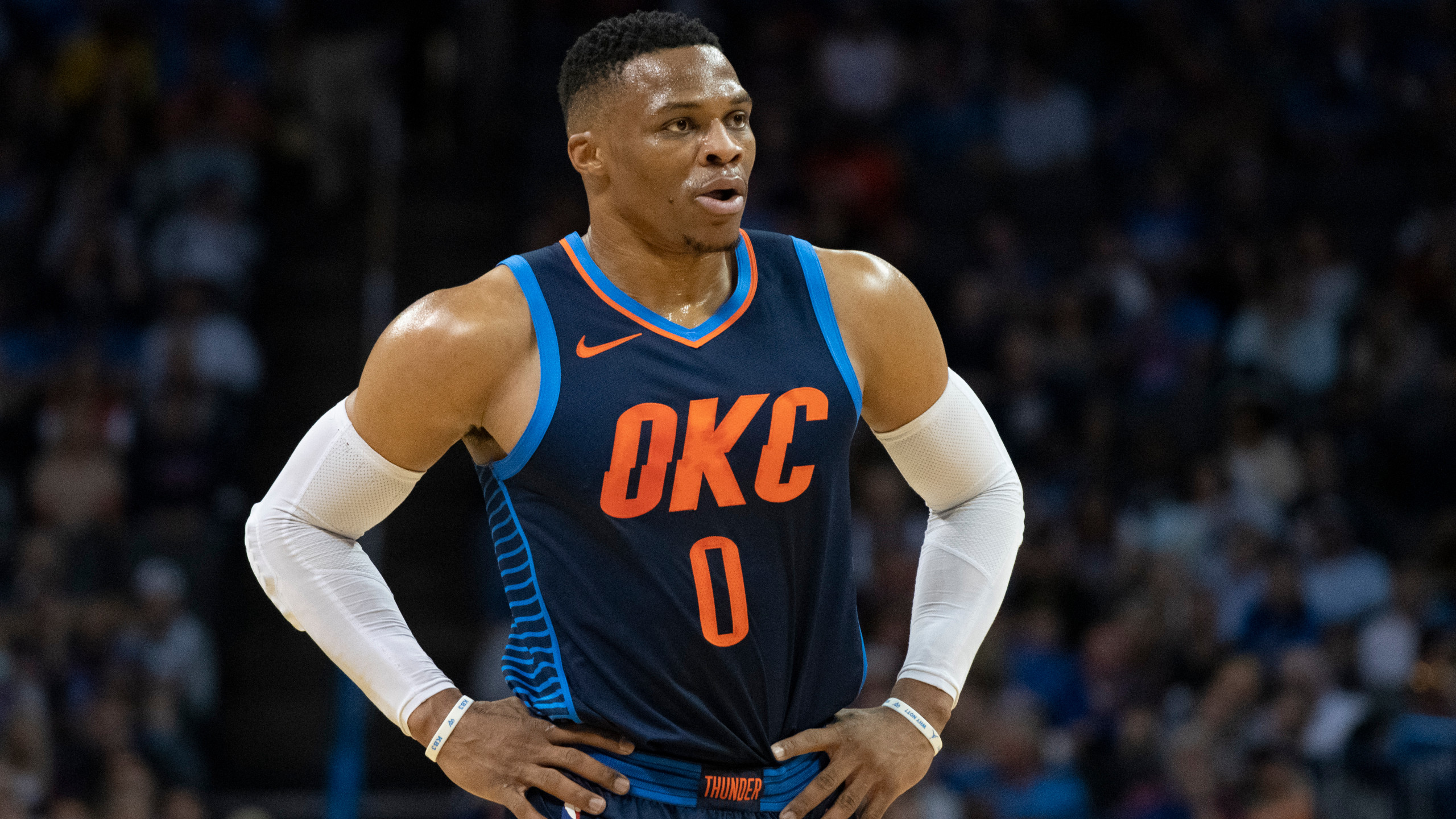 Russell Westbrook Trade Deal Houston Rockets NBA