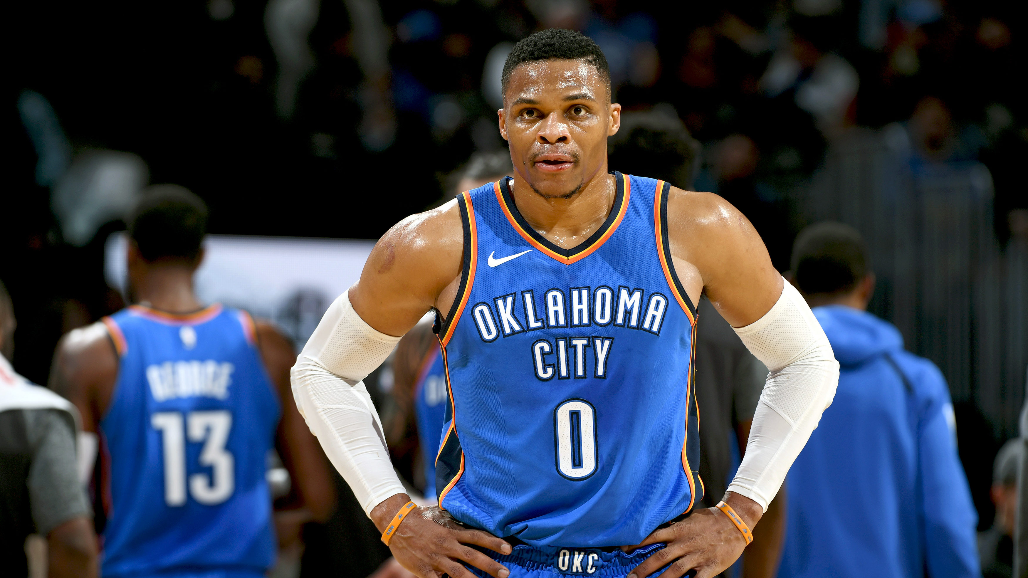 Russell Westbrook trade deals free agency