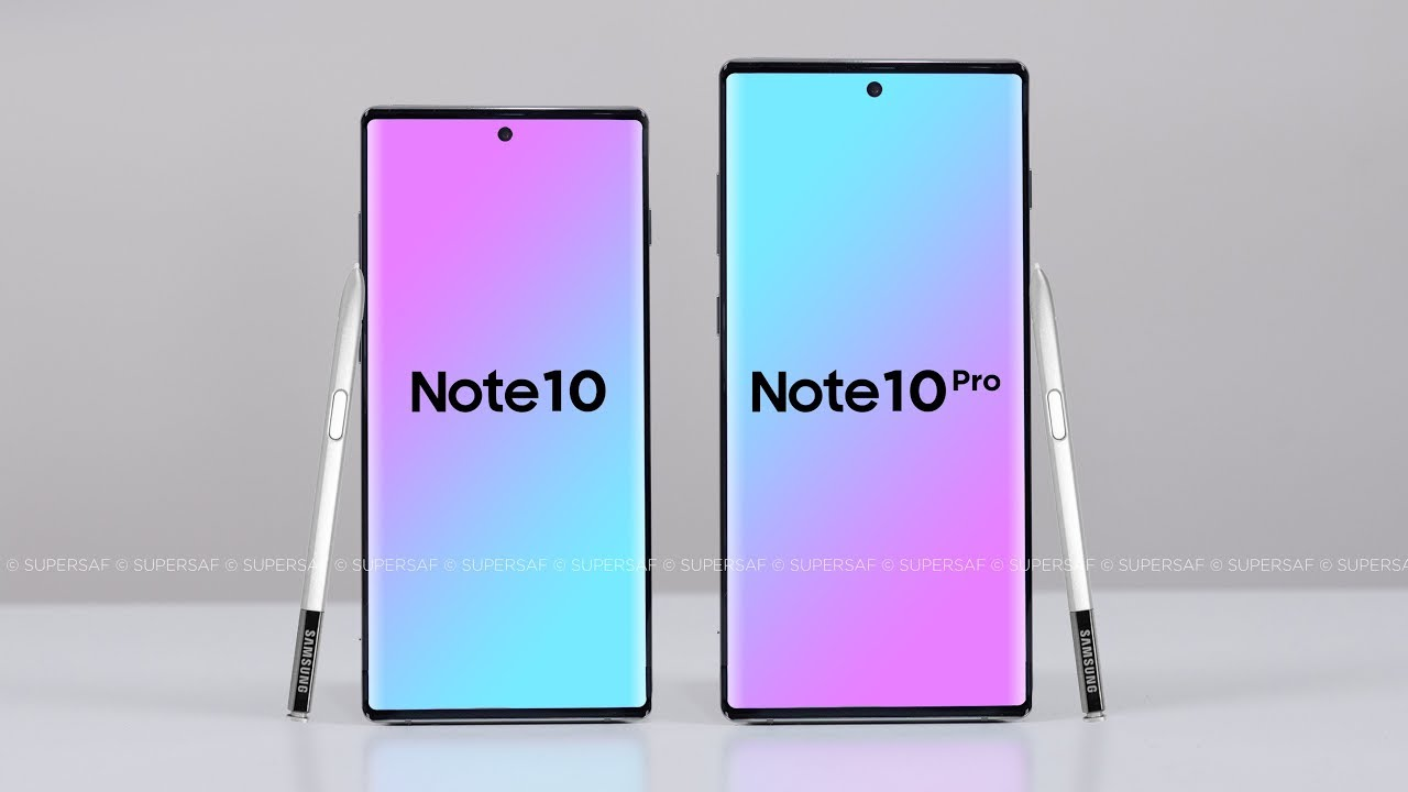 Samsung Note 10 might feature Exynos 9825