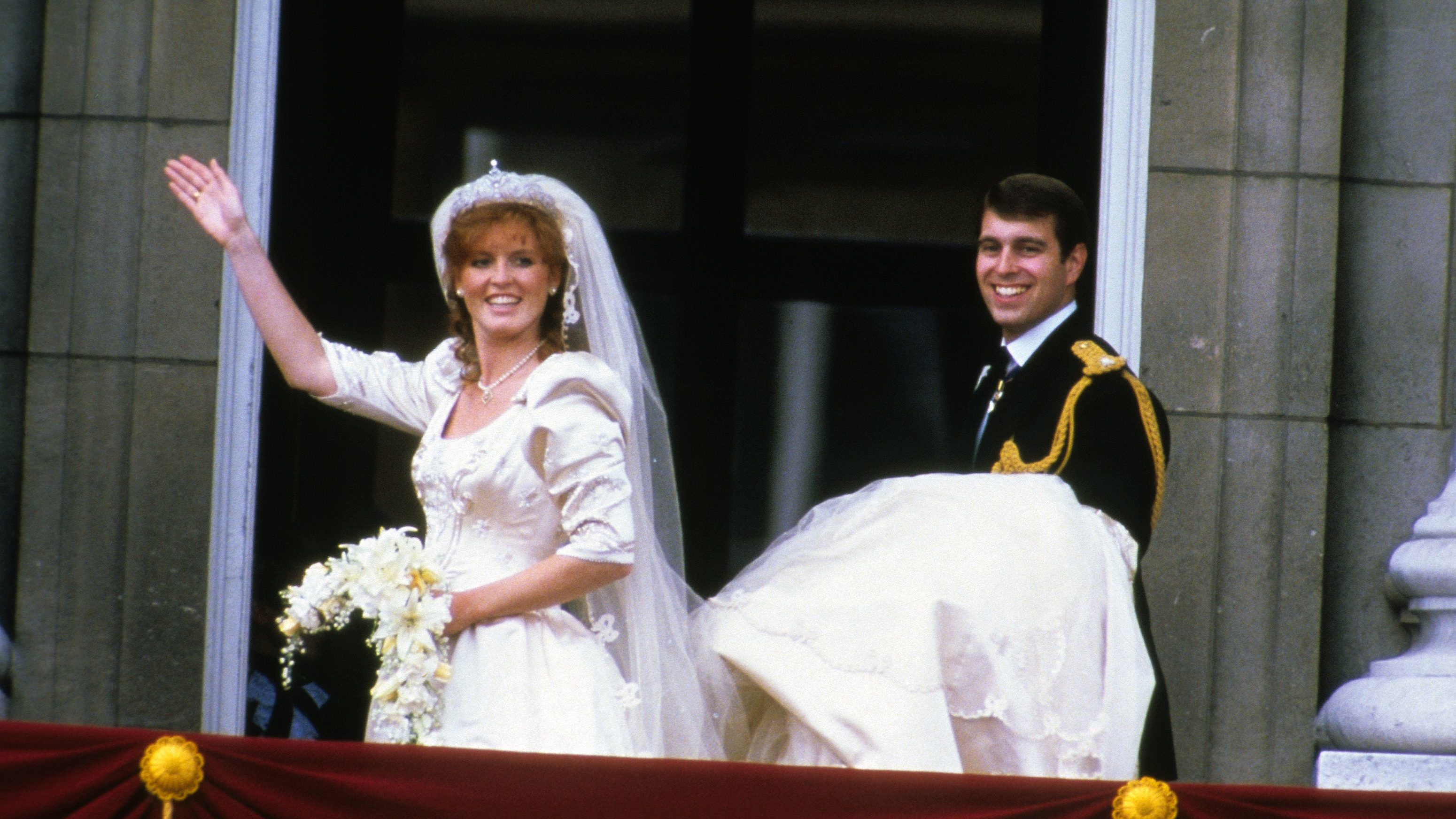 Sarah Ferguson wedding