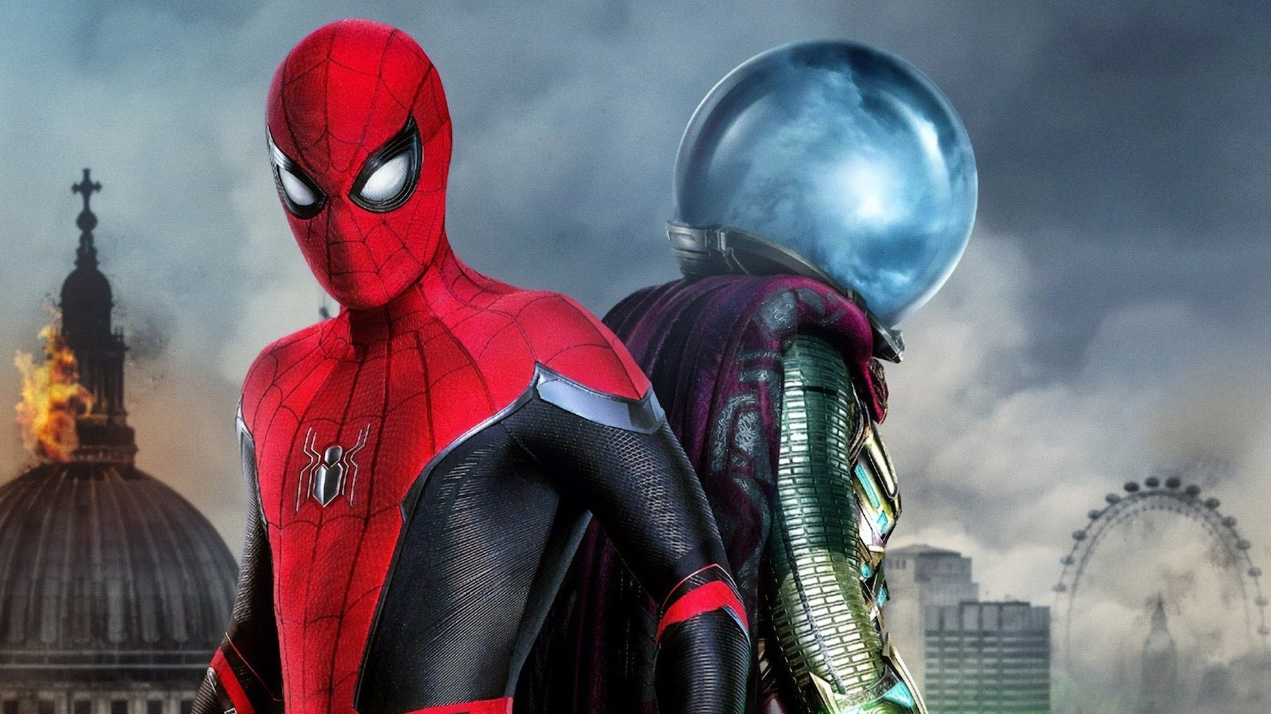 Spider-Man 3 Far From Home Sequel