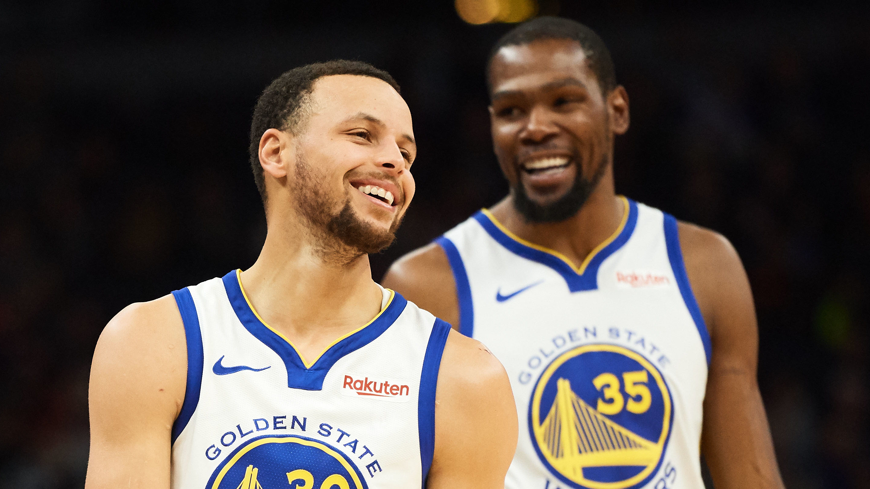 NBA Golden State Warriors Stephen Curry Kevin Durant Replacement