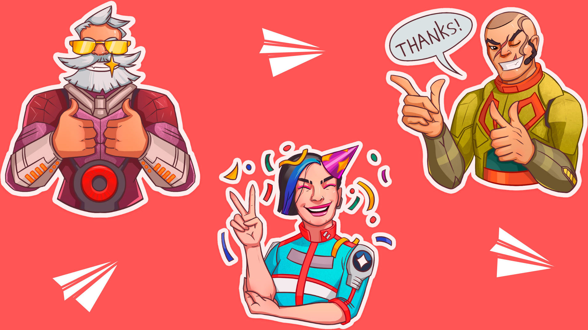 Telegram v5.9 Brings New Animated Stickers With Smooth Animations and Small File Sizes