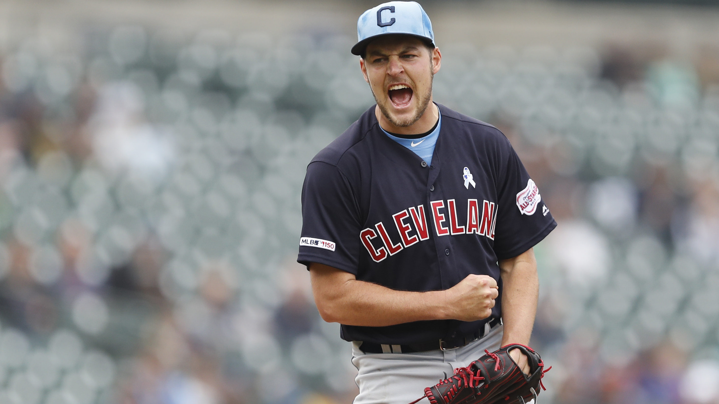 Yankees Trevor Bauer Trade Deal MLB Indians free agency