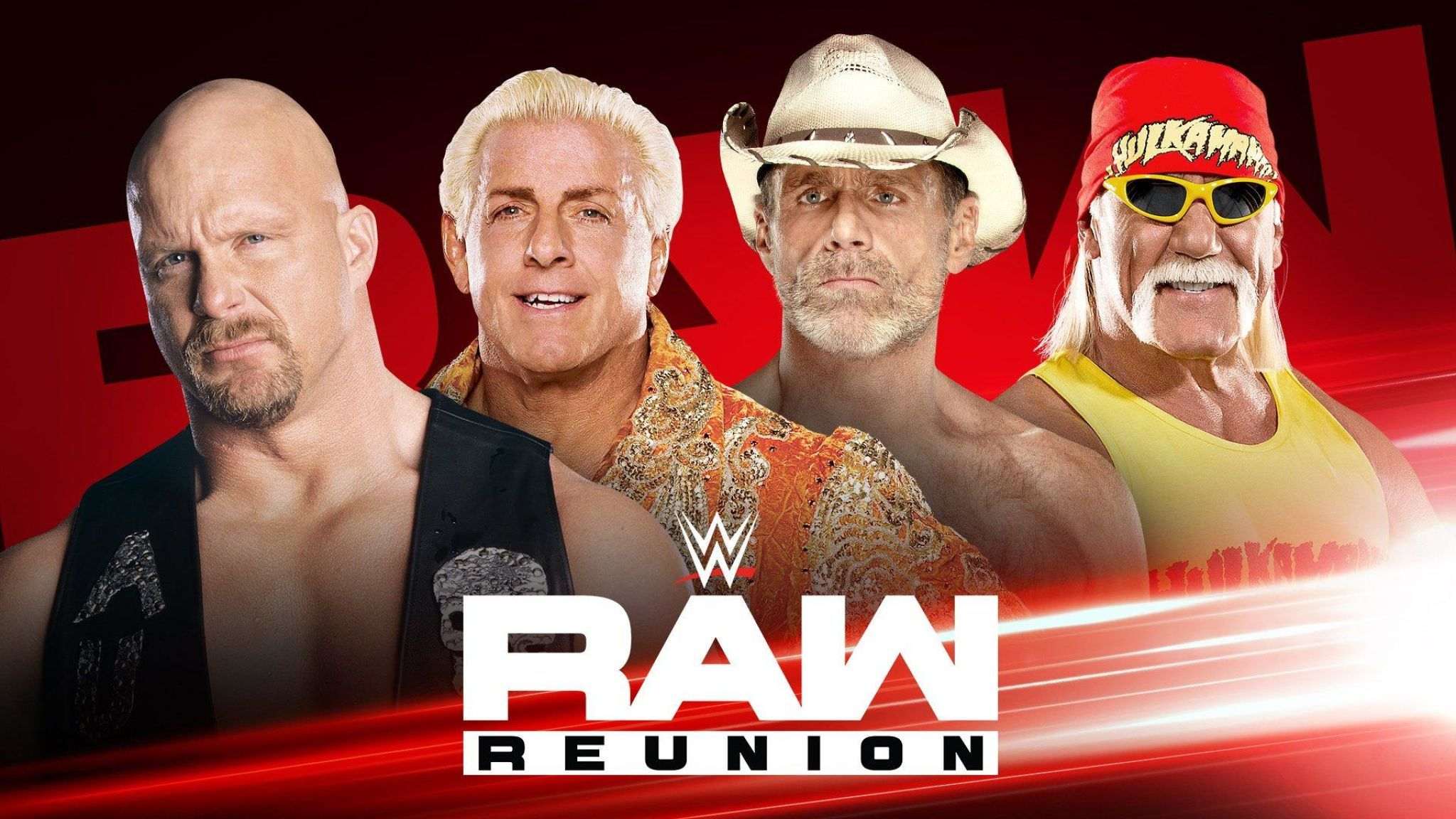 WWE Raw Reunion Results