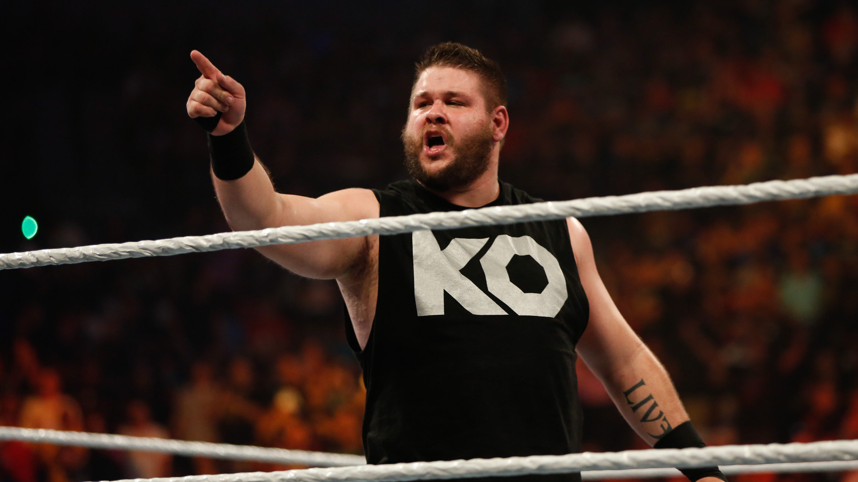WWE SmackDown Results Kevin Owens
