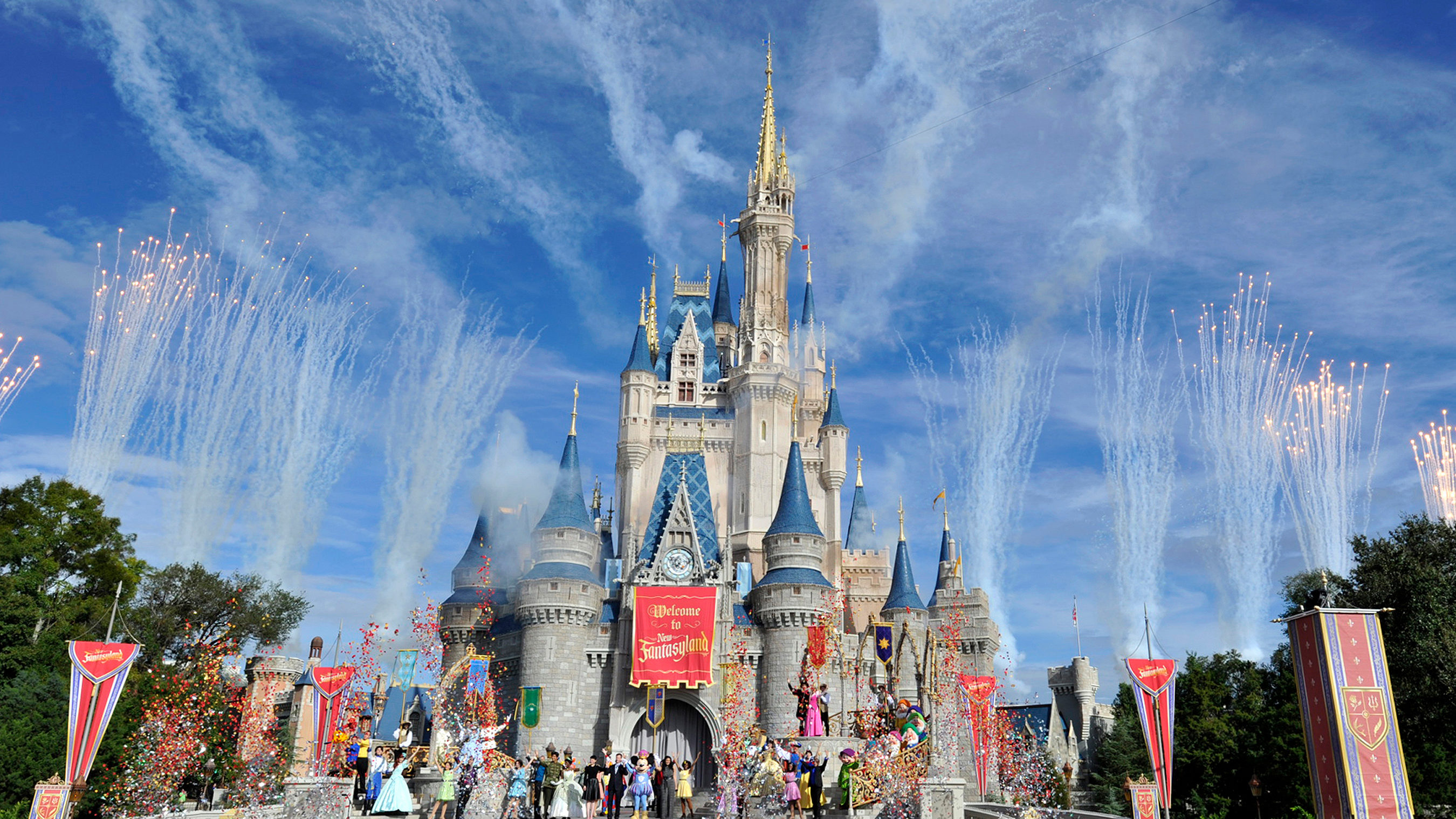 Disney world offers upto 20% discount this fall and winter season