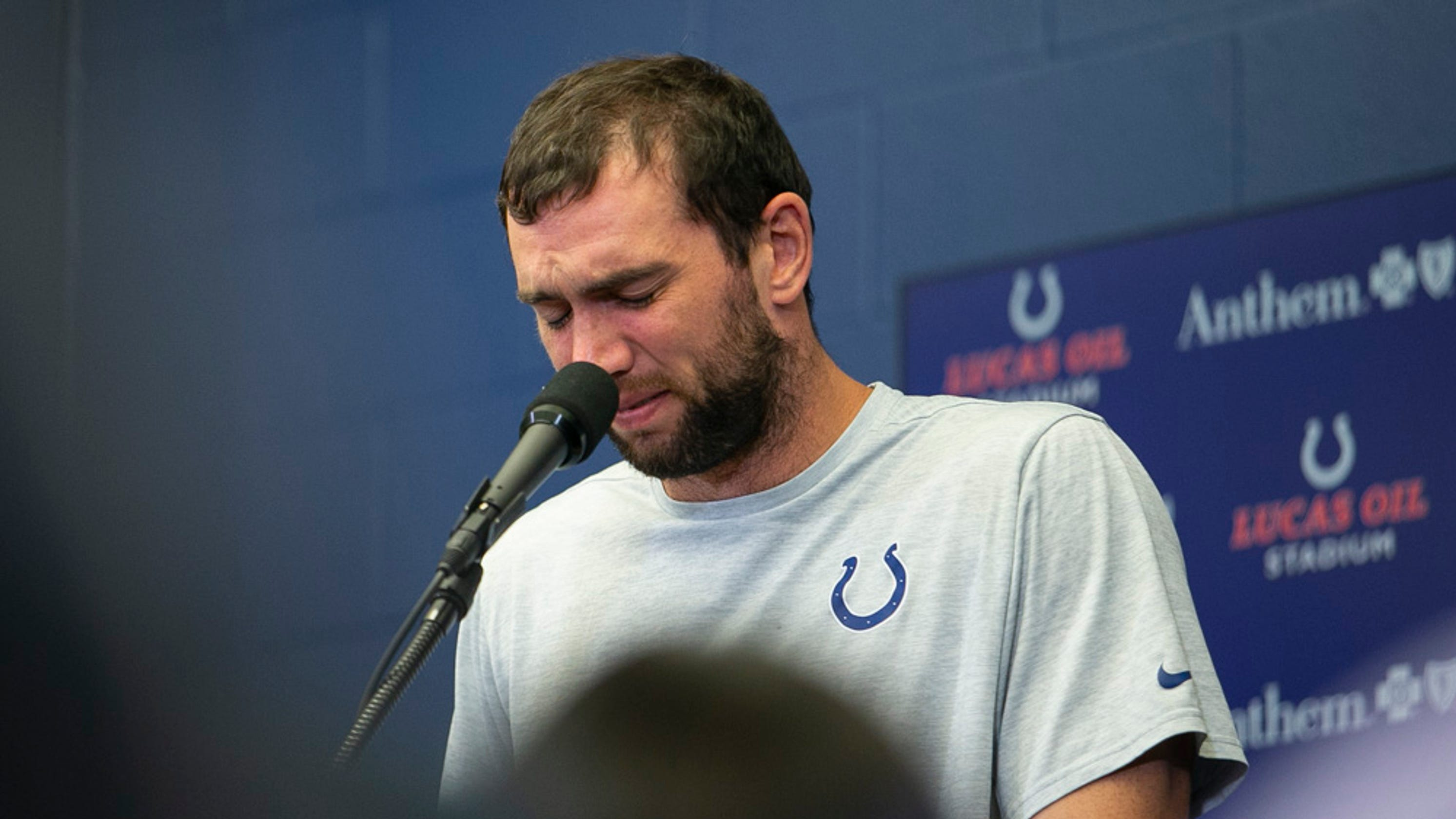 Andrew Luck Retirement Net Worth Replacement Colts