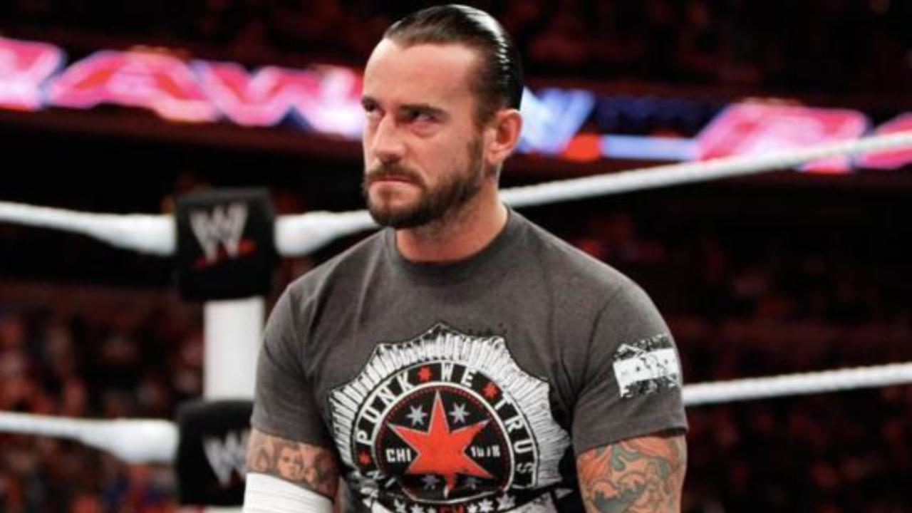 CM Punk WWE Return
