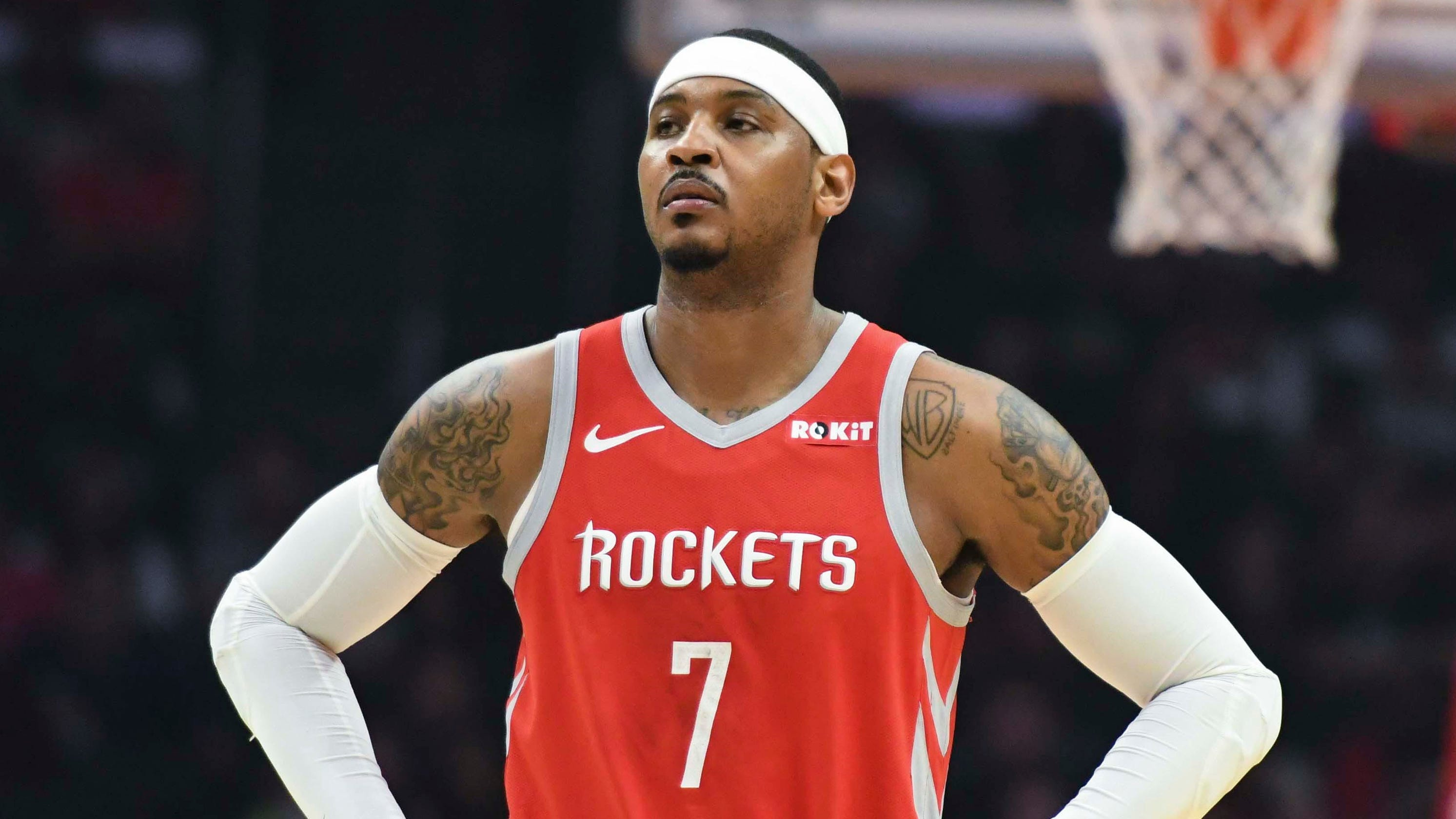 NBA Carmelo Anthony trade deal