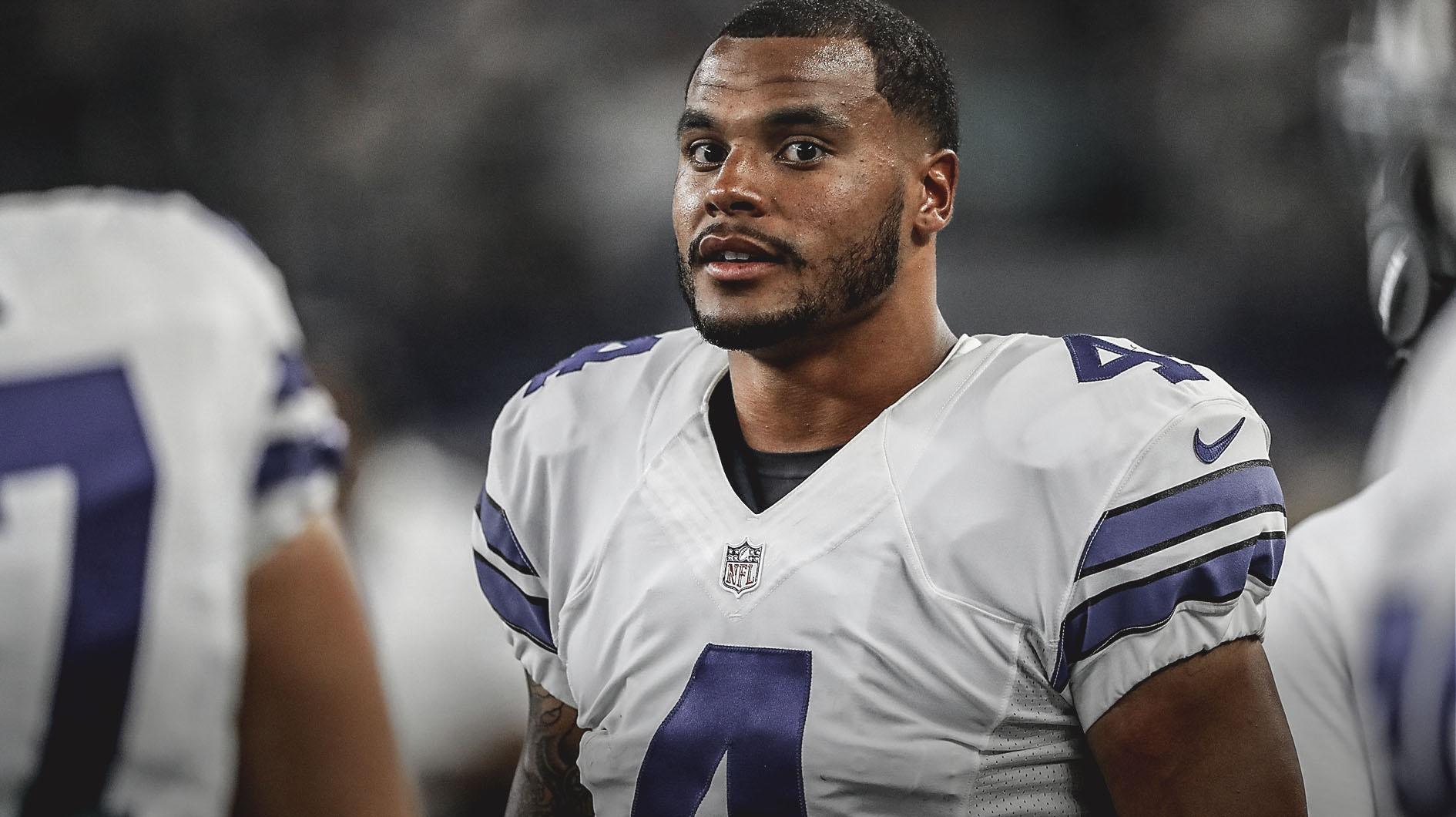 NFL Dak Prescott Dallas Cowboys NFL 2019 Season