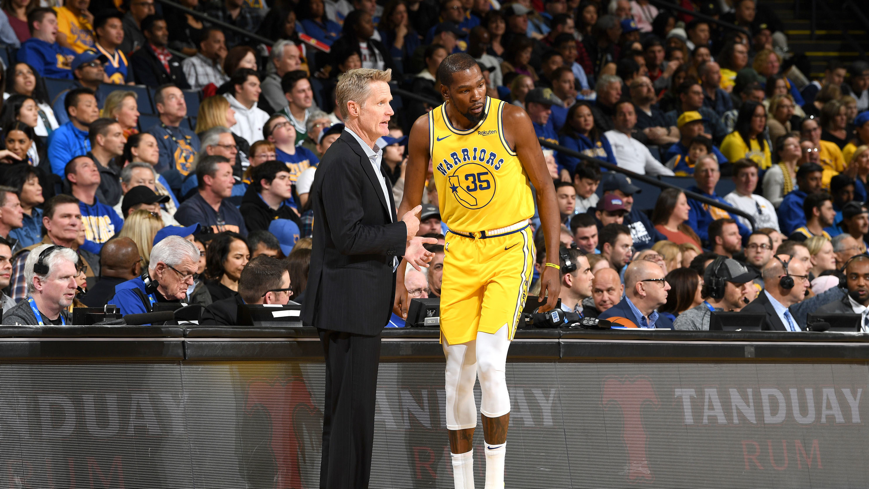 Kevin Durant Golden State Warriors Nets