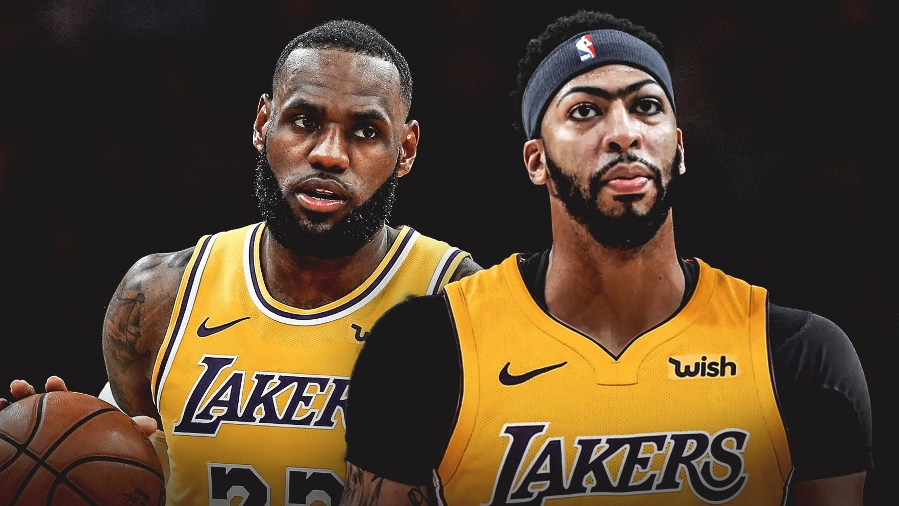 NBA Predictions LeBron James Anthony Davis K Caldwell-Pope LA Lakers