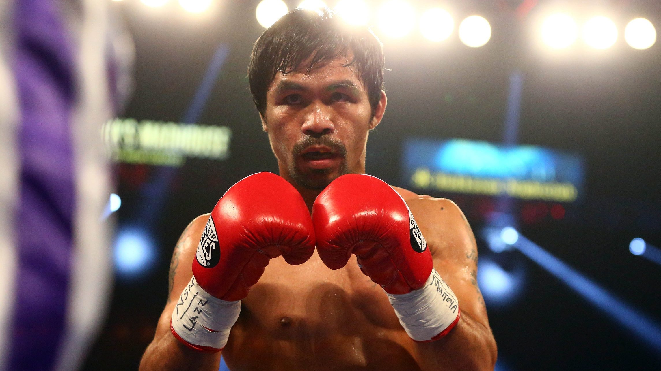 Manny Pacquiao WWE Boxing Retirement