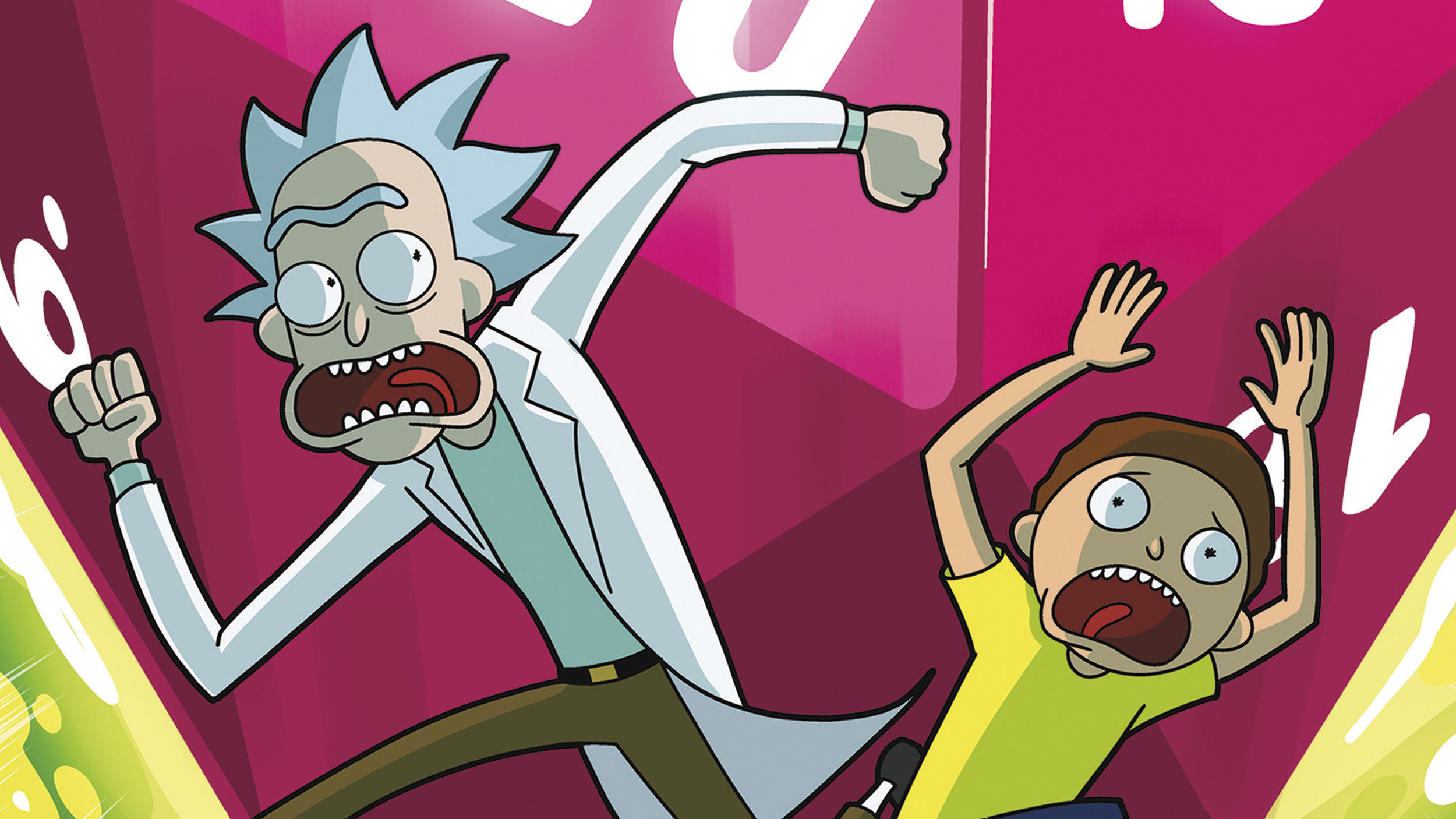 Rick and Morty Season 4 Teaser Footage Photos Release Date