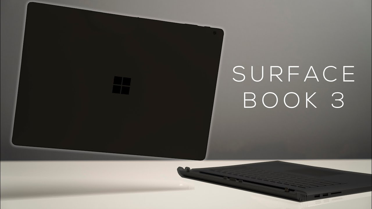 Microsoft Surface Book 3 Specs Review