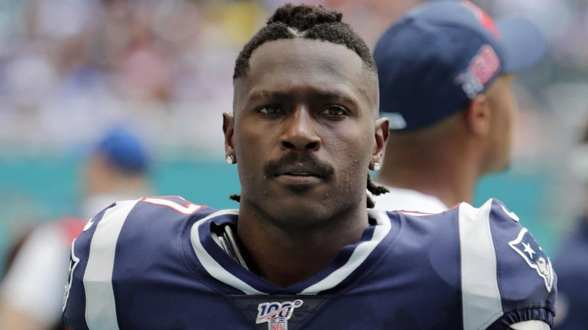 NFL Antonio Brown Deal Seattle Seahawks New York Giants Green Bay Packers Buffalo Bills New England Patriots