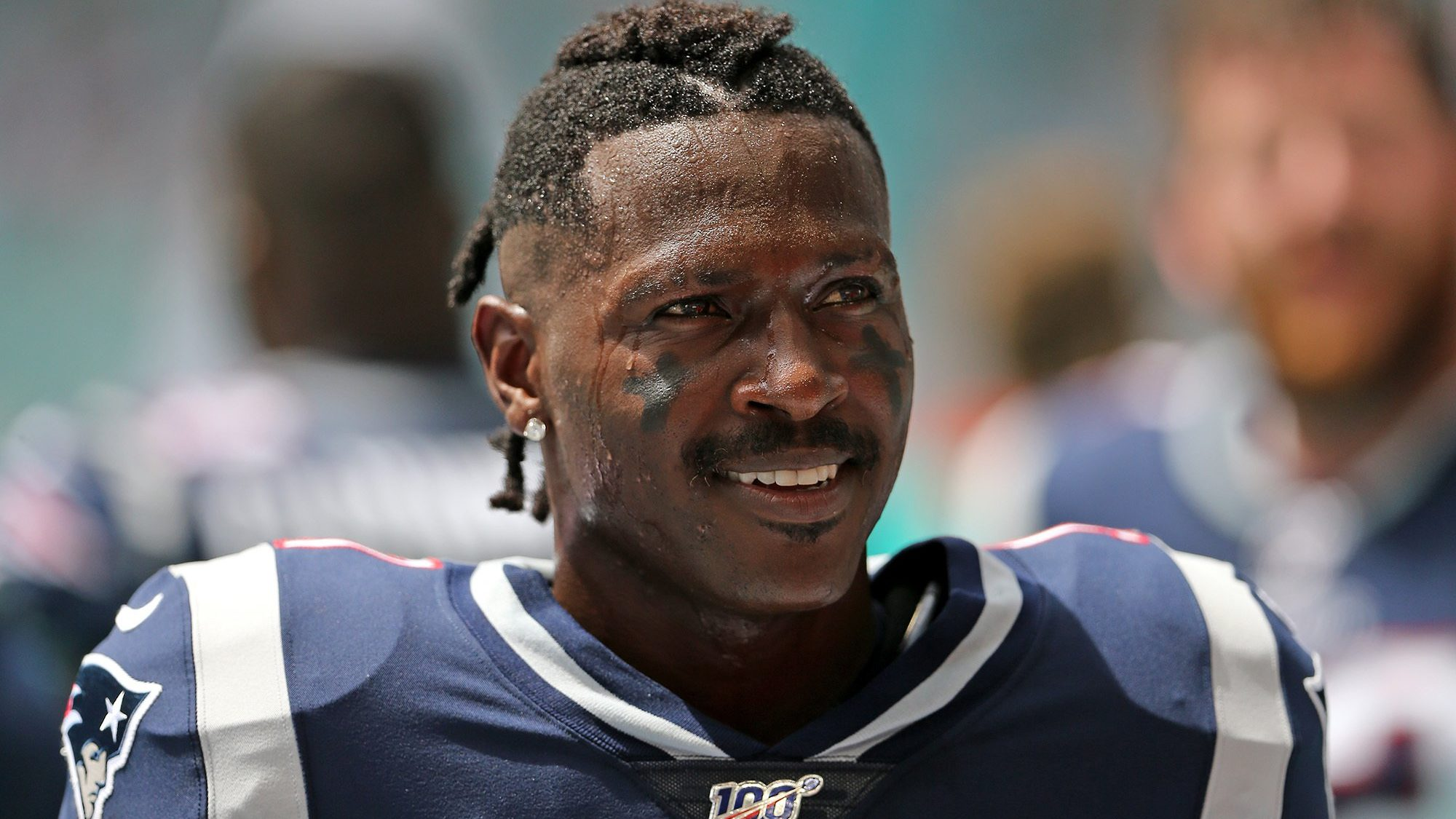 NFL Antonio Brown New England Patriots deal