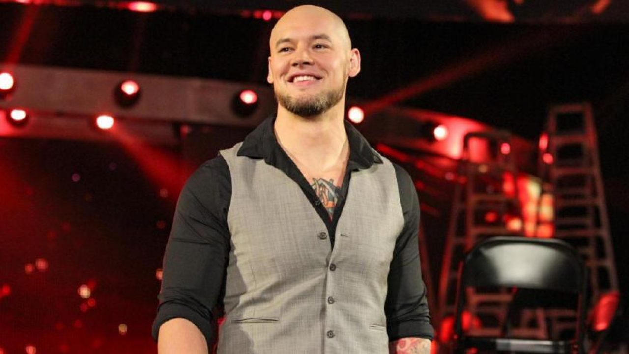 WWE Baron Corbin king of the ring 2019