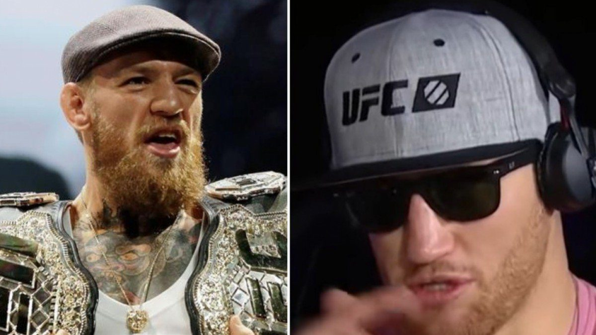 Conor McGregor Return Justin Gaethje