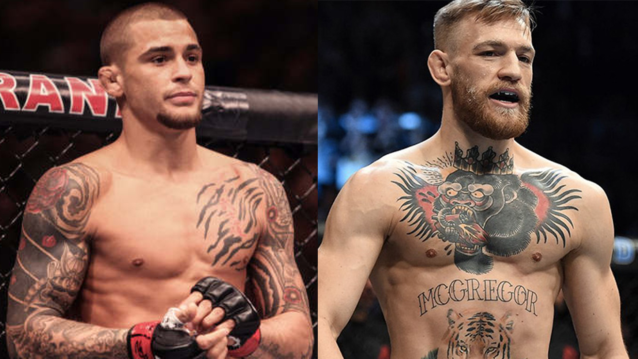 Conor McGregor vs Dustin Poirier Rematch