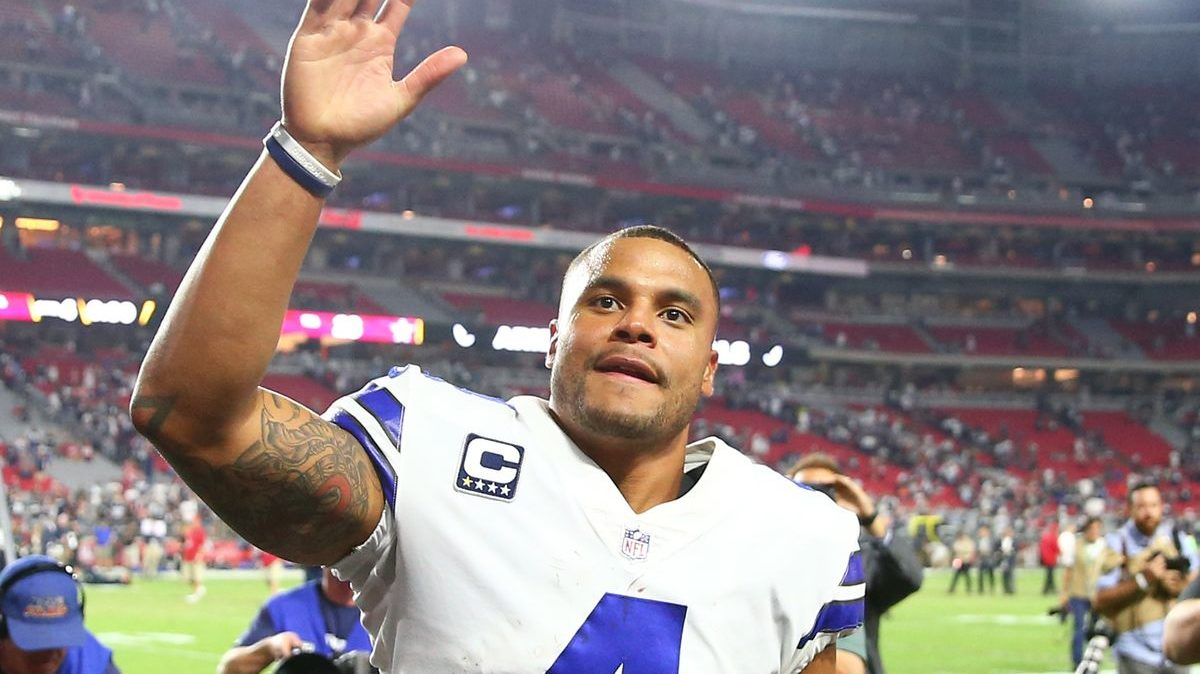 NFL Dak Prescott Dallas Cowboys Deal