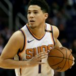 NBA Oklahoma City Thunder Devin Booker Paul George-Russel Westbrook Replacement