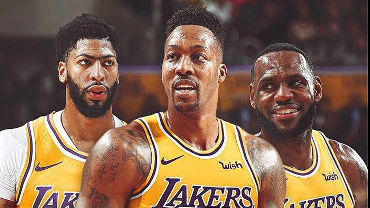 NBA Dwight Howard LA Lakers Rumors