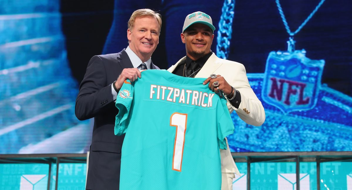 Miami Dolphins Future Draft Picks