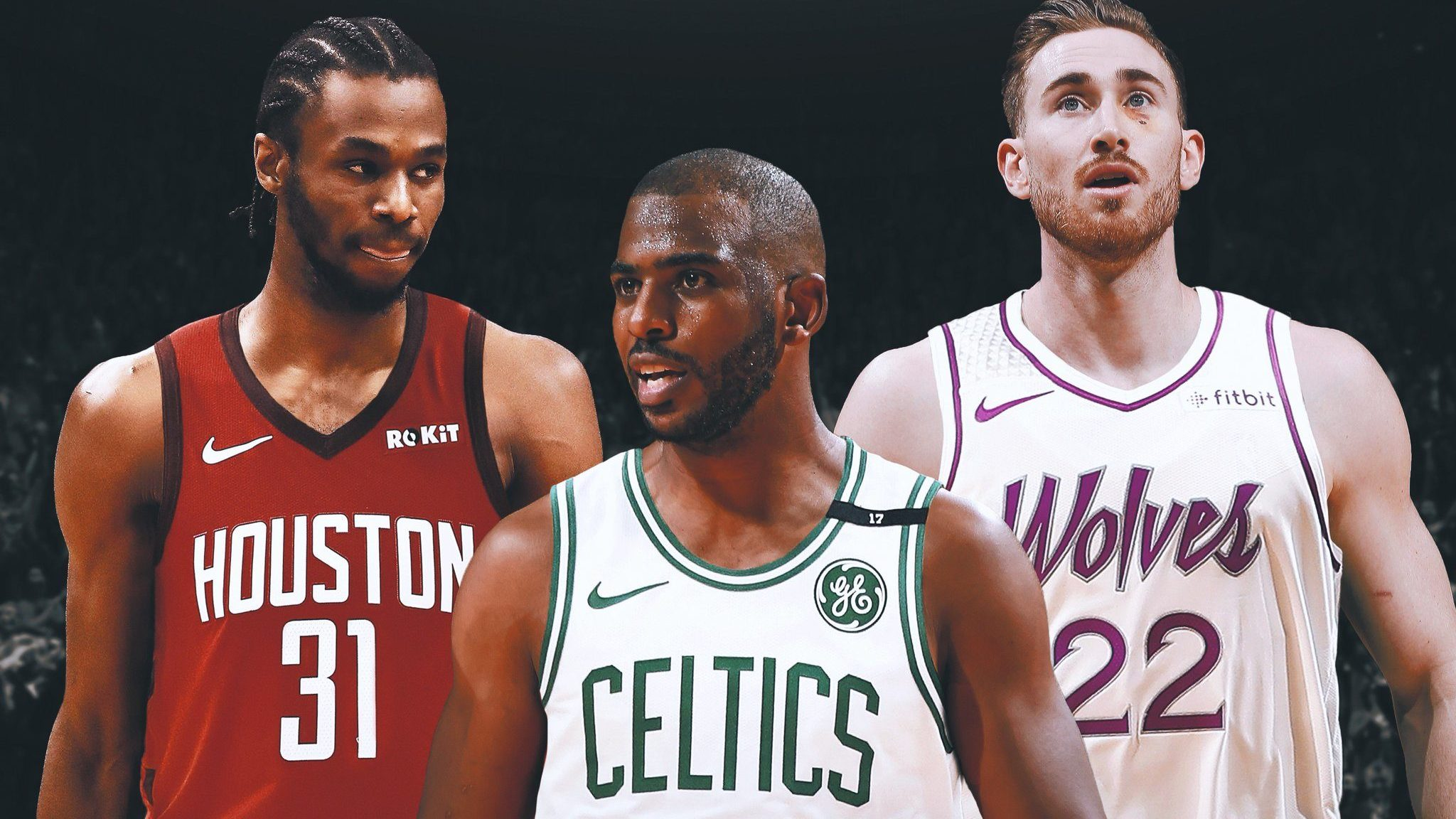 NBA Kevin Love Chris Paul Andrew Wiggins Gordon Hayward Goran Dragic trade deal