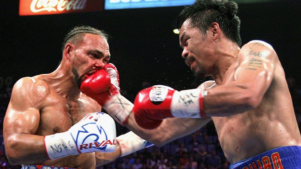 Pacquiao vs Thurman Rematch
